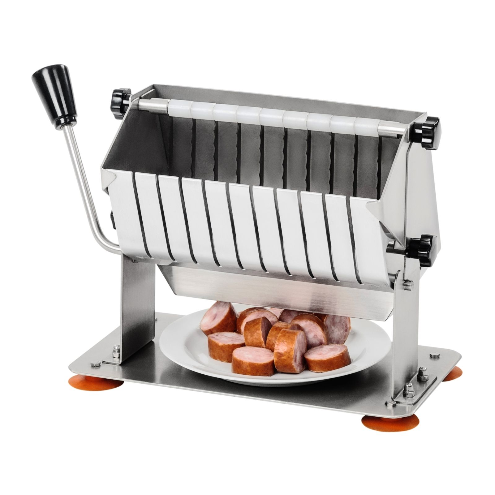 Royal Catering Currywurstschneider - 18 mm RCSC-18