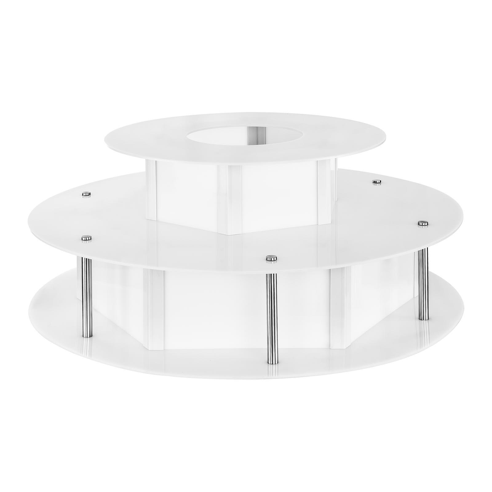 Royal Catering Leuchttisch für Schokobrunnen - 100 cm 10010561