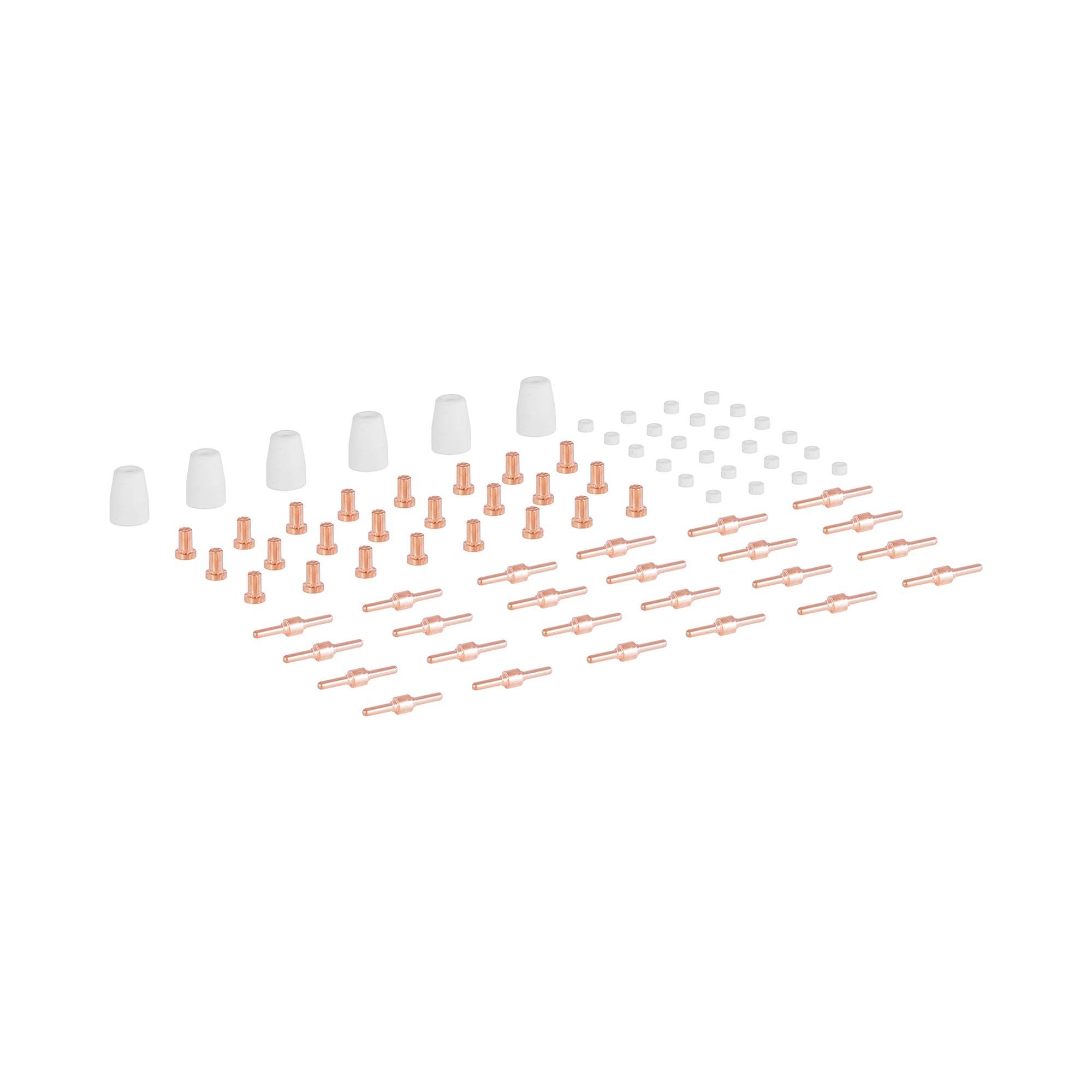 Stamos Welding Group Plasma Ersatzteilset - CUT 40 50 - groß ERSATZTEILE CUT GROĂŹ