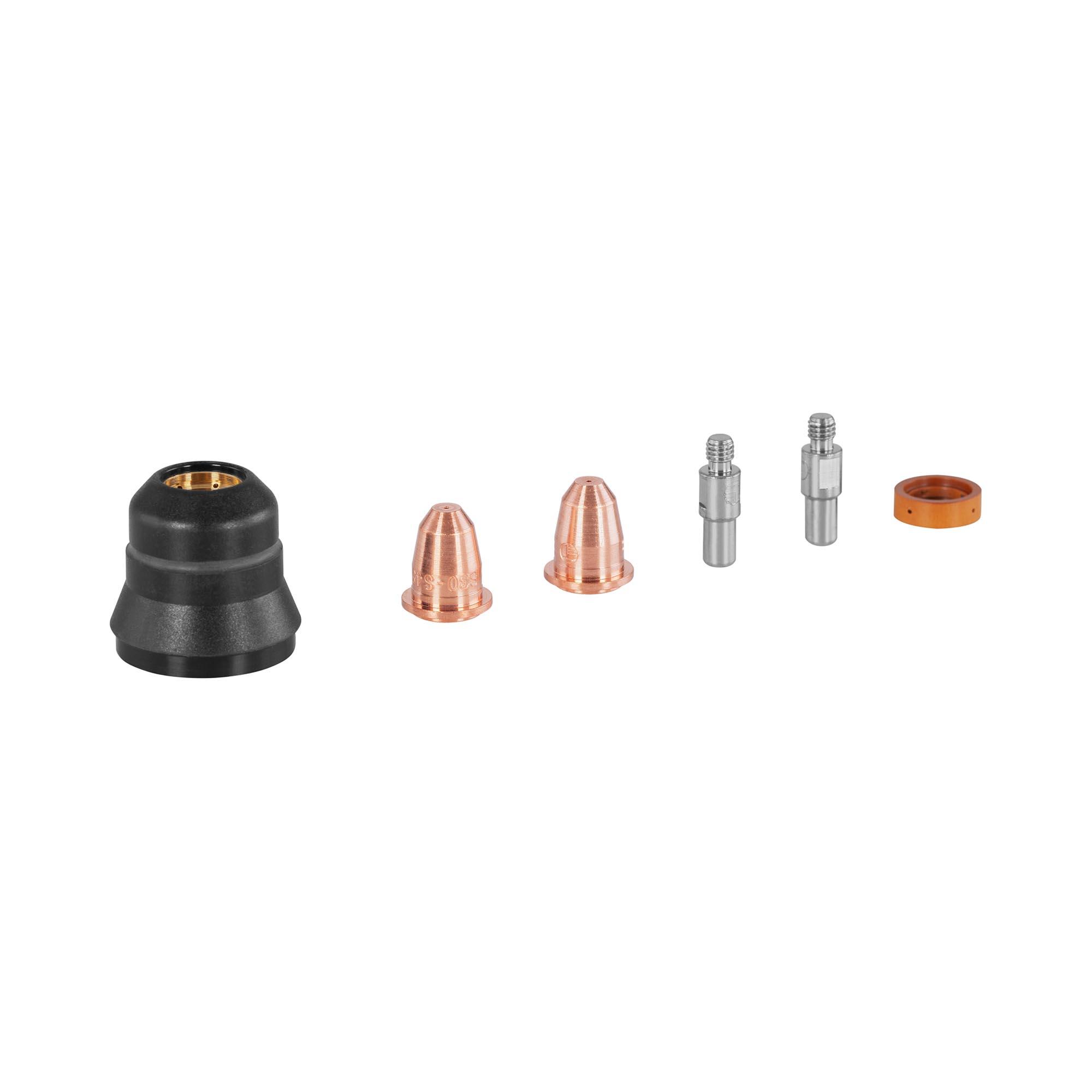 Stamos Welding Group Plasma Ersatzteilset - Prolox60 / Trexus50 - Set K Prolox 60 / Trexus 50 (Set K)