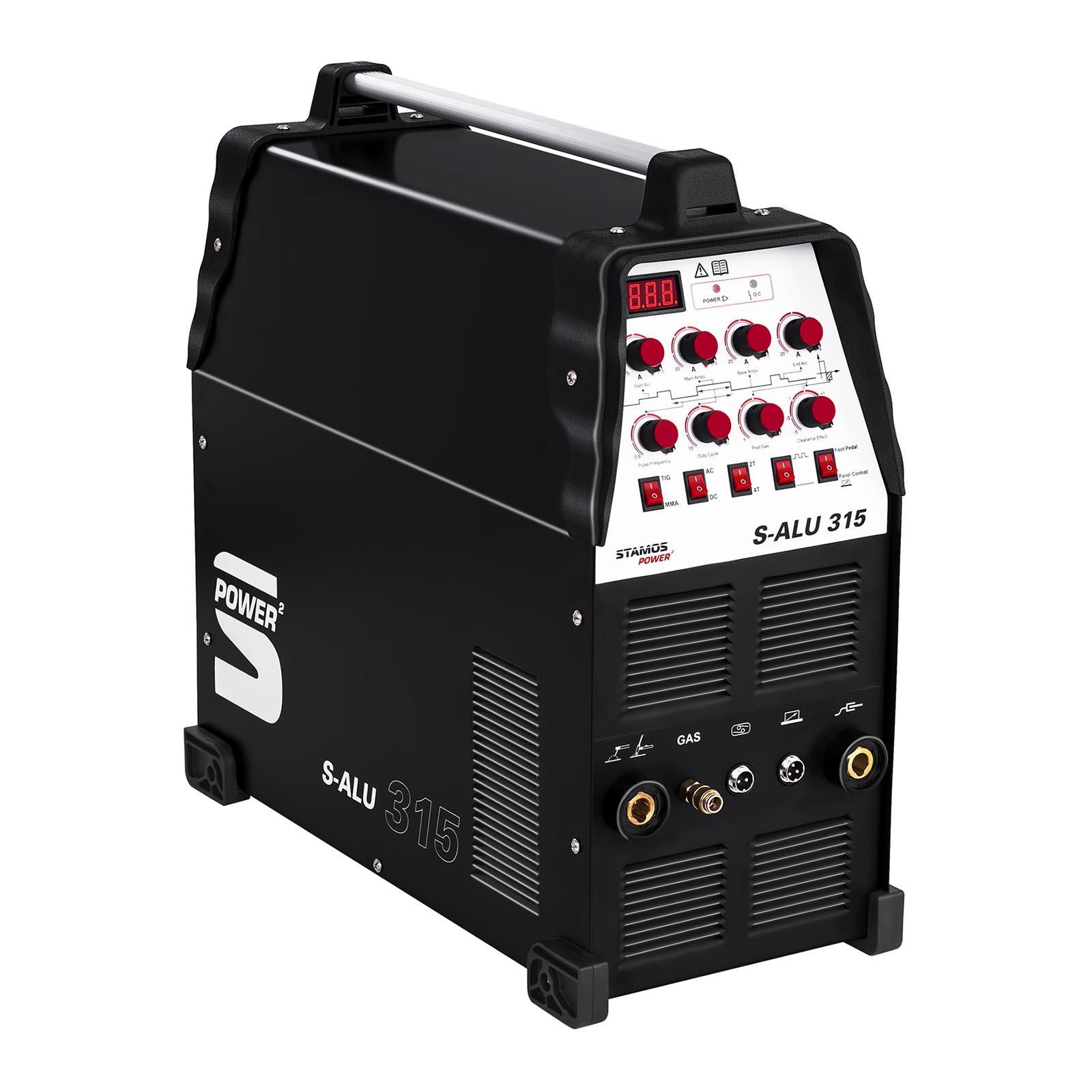 Stamos Power ² ALU Schweißgerät - 315 A - 400 V 10020160
