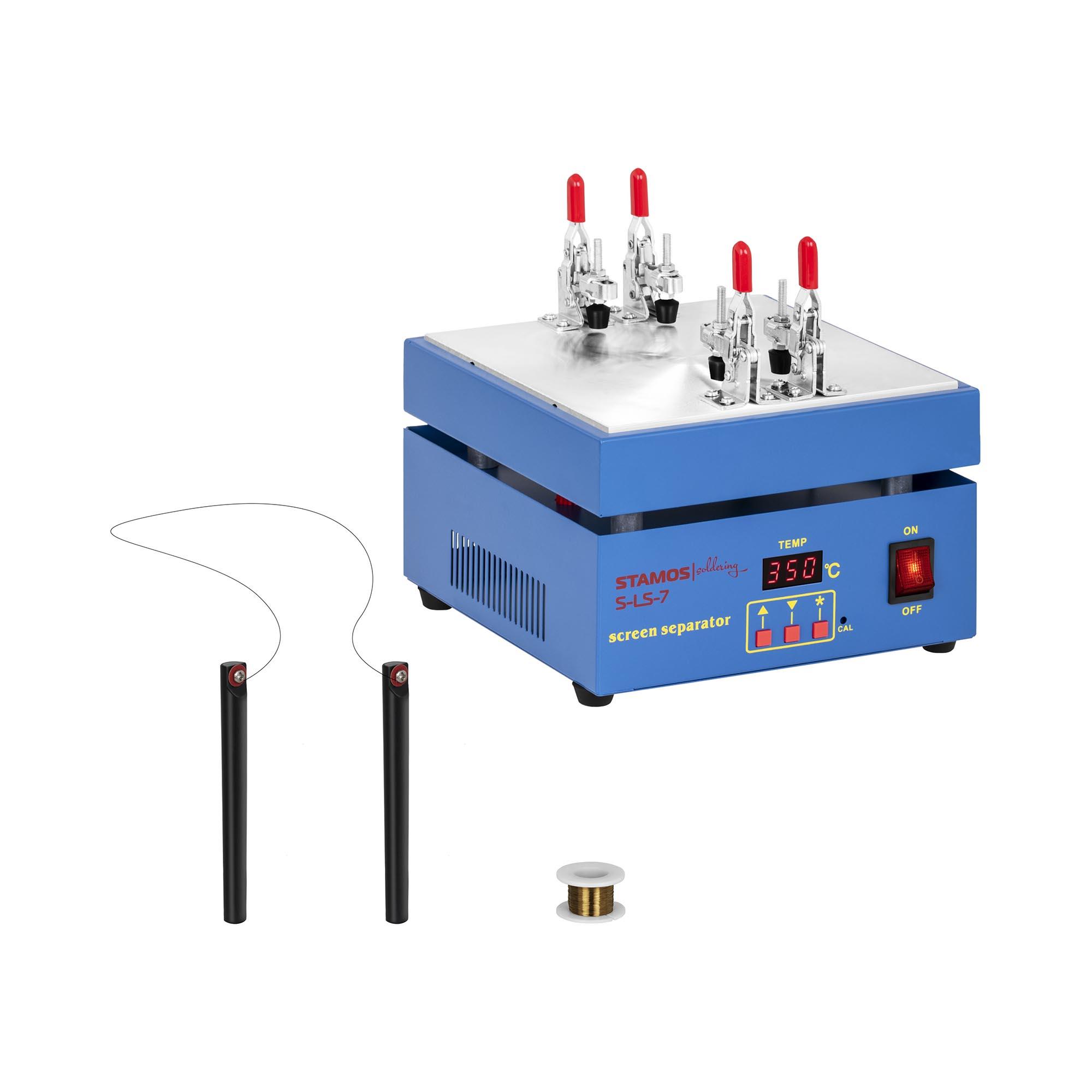 Stamos Soldering Display-Reparaturmaschine S-LS-7
