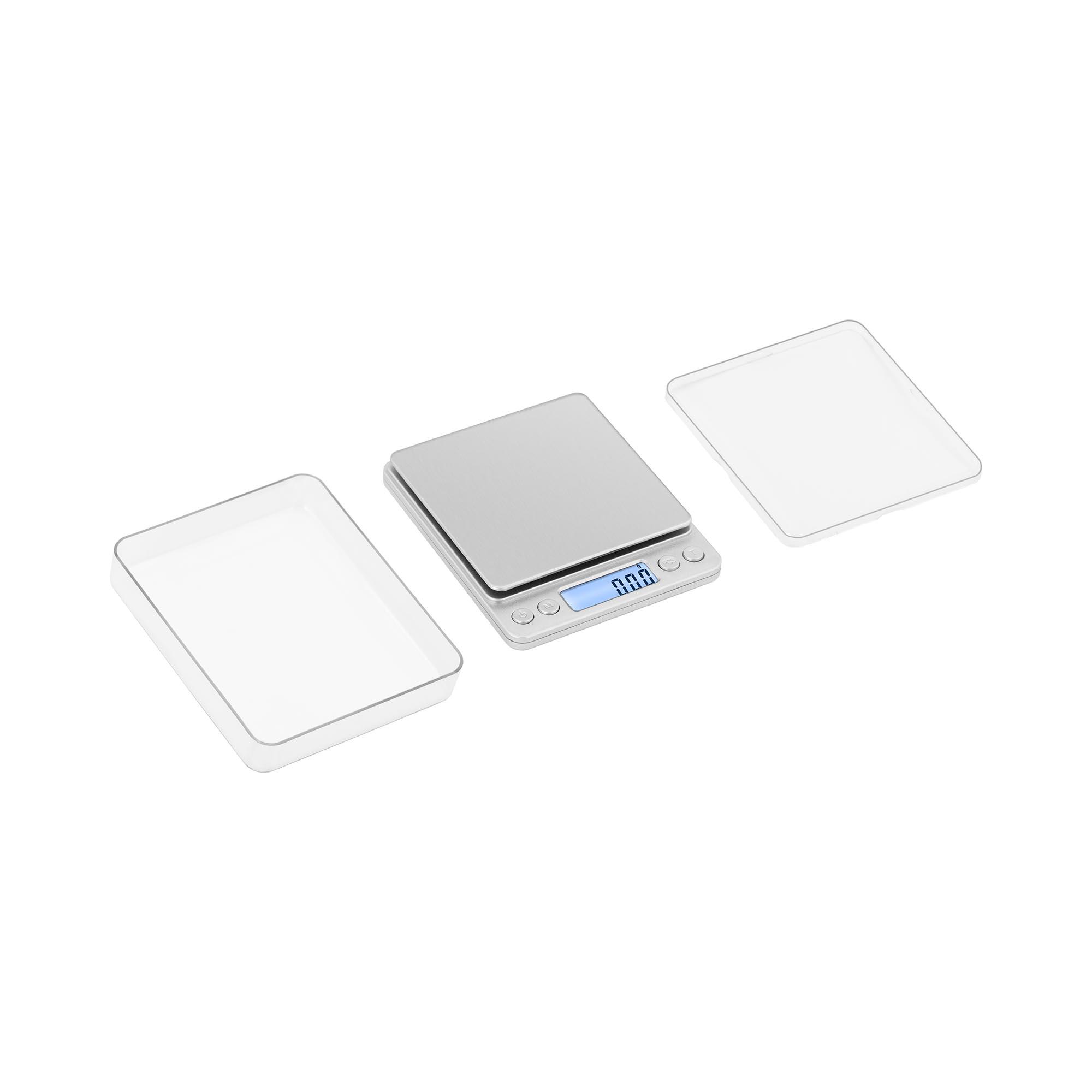 Steinberg Basic Digital Table Scale - 500 g / 0,01 g - 10 x 10 cm 10030143