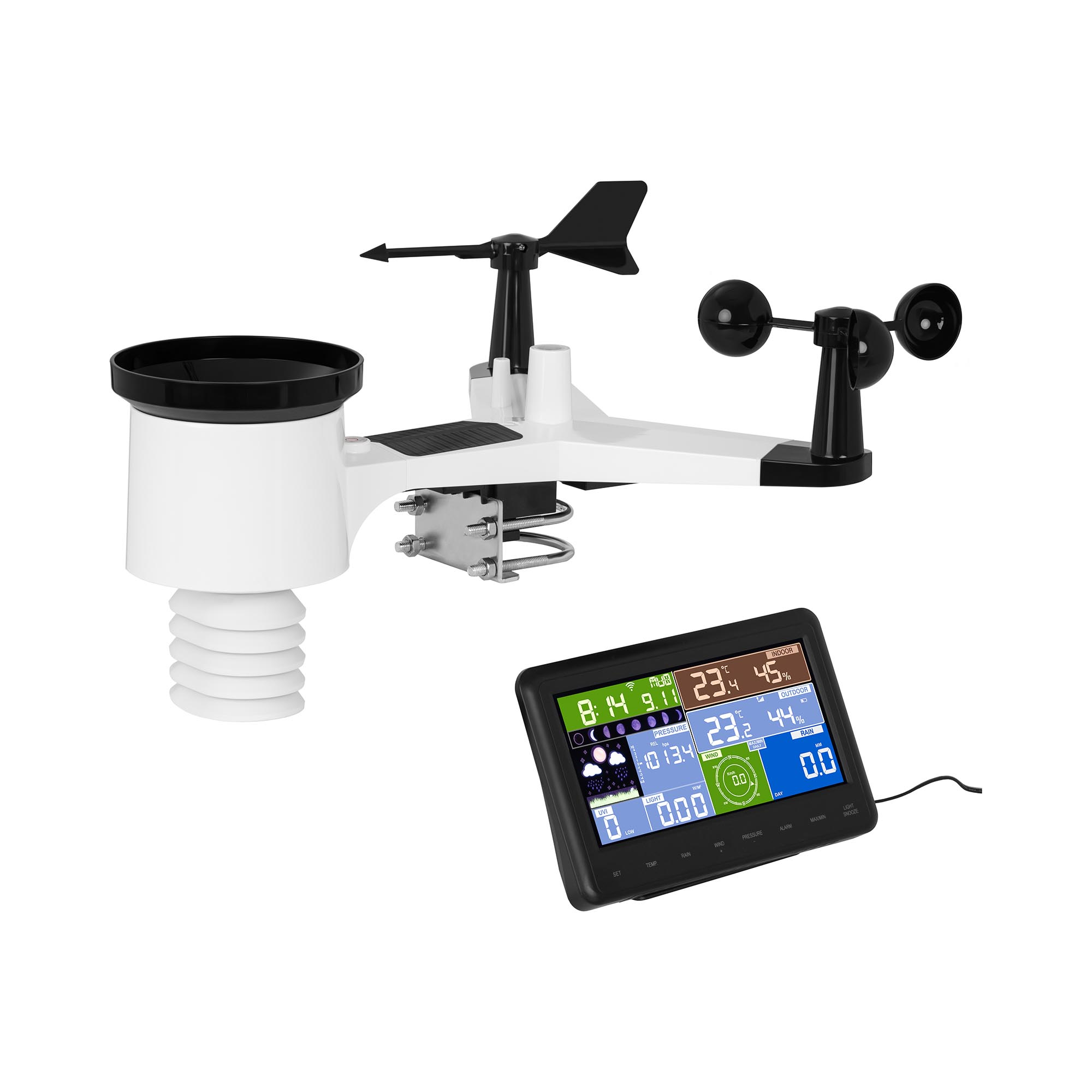 Steinberg Systems WiFi Wetterstation 10030455