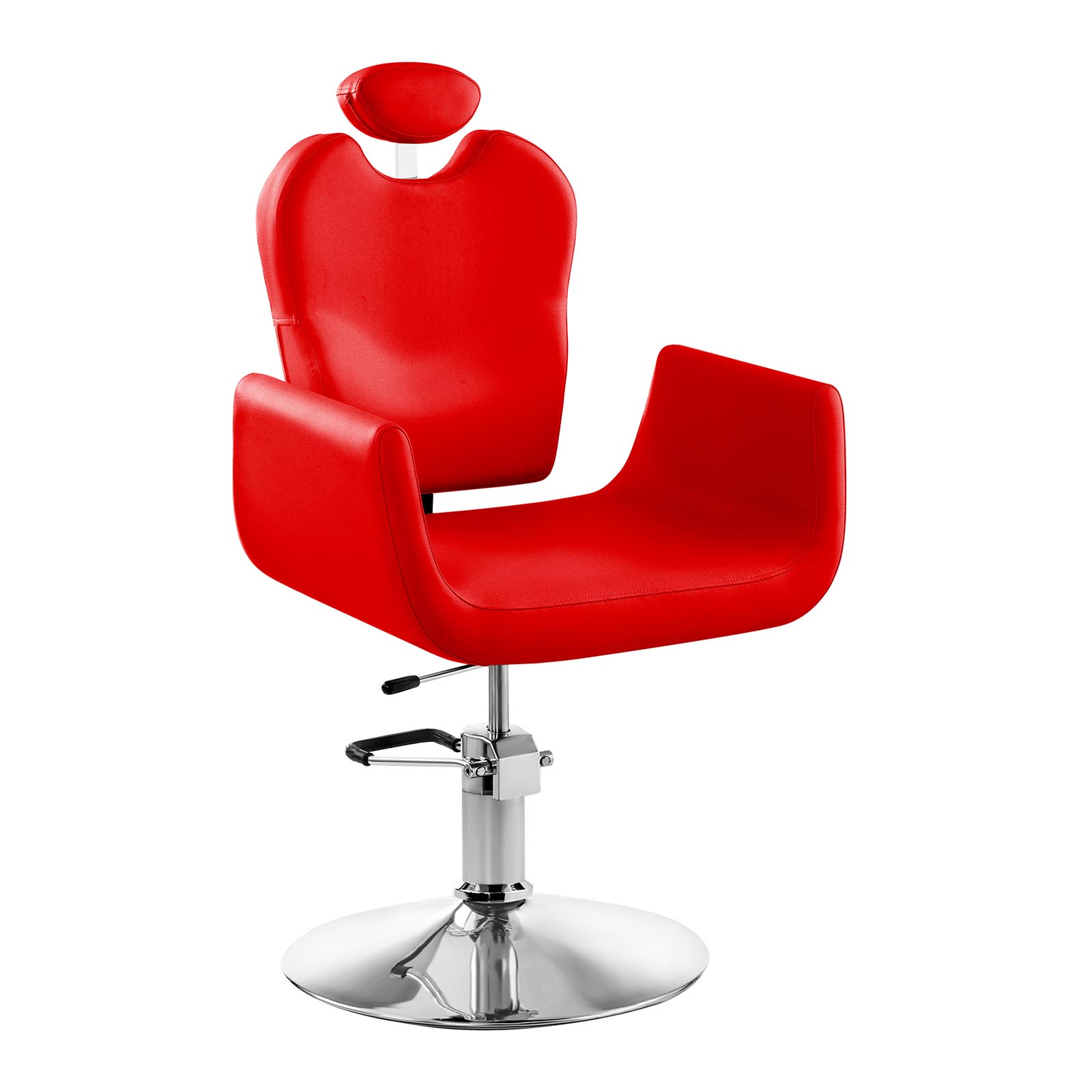 physa Friseurstuhl Livorno Red