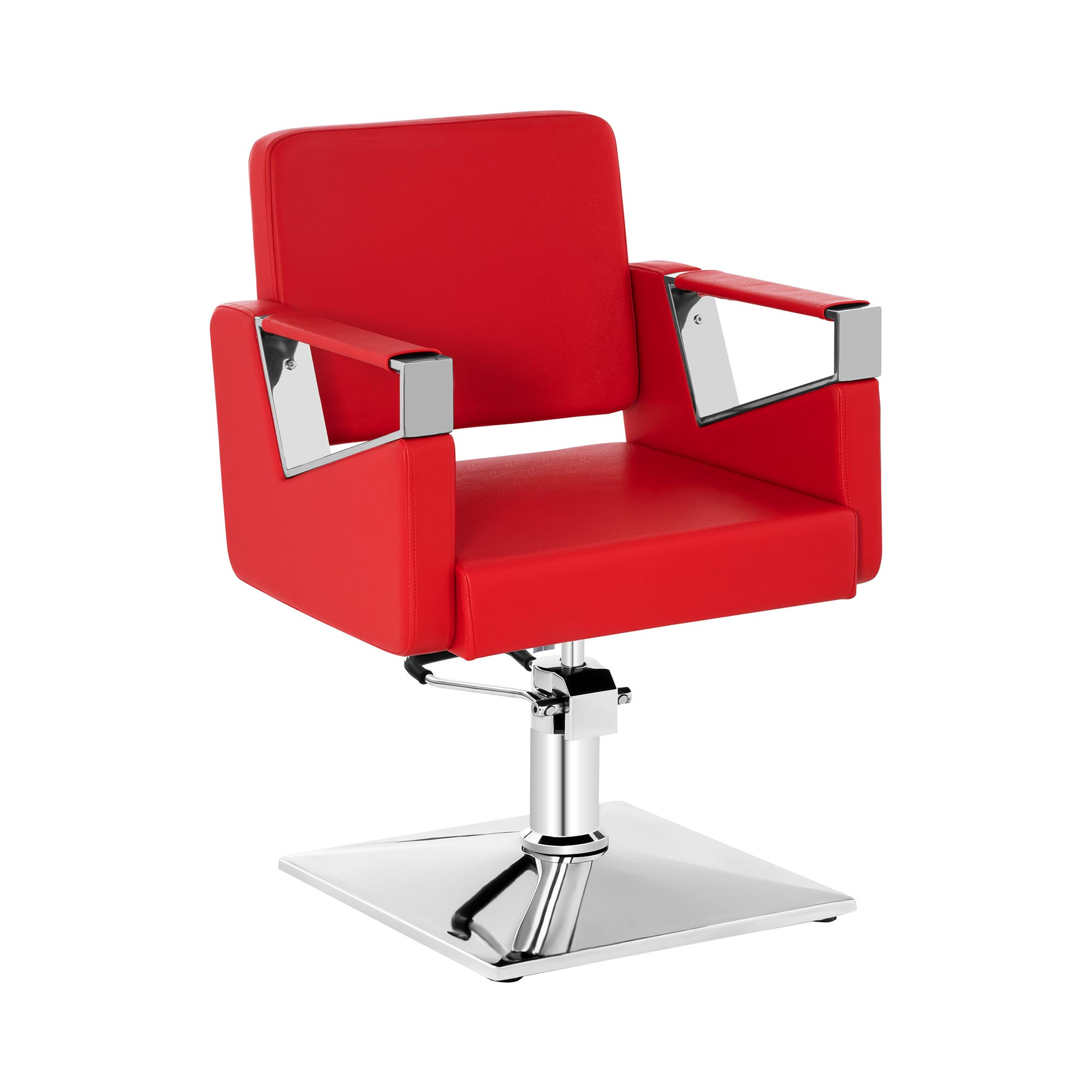 physa Friseurstuhl BRISTOL RED 10040272
