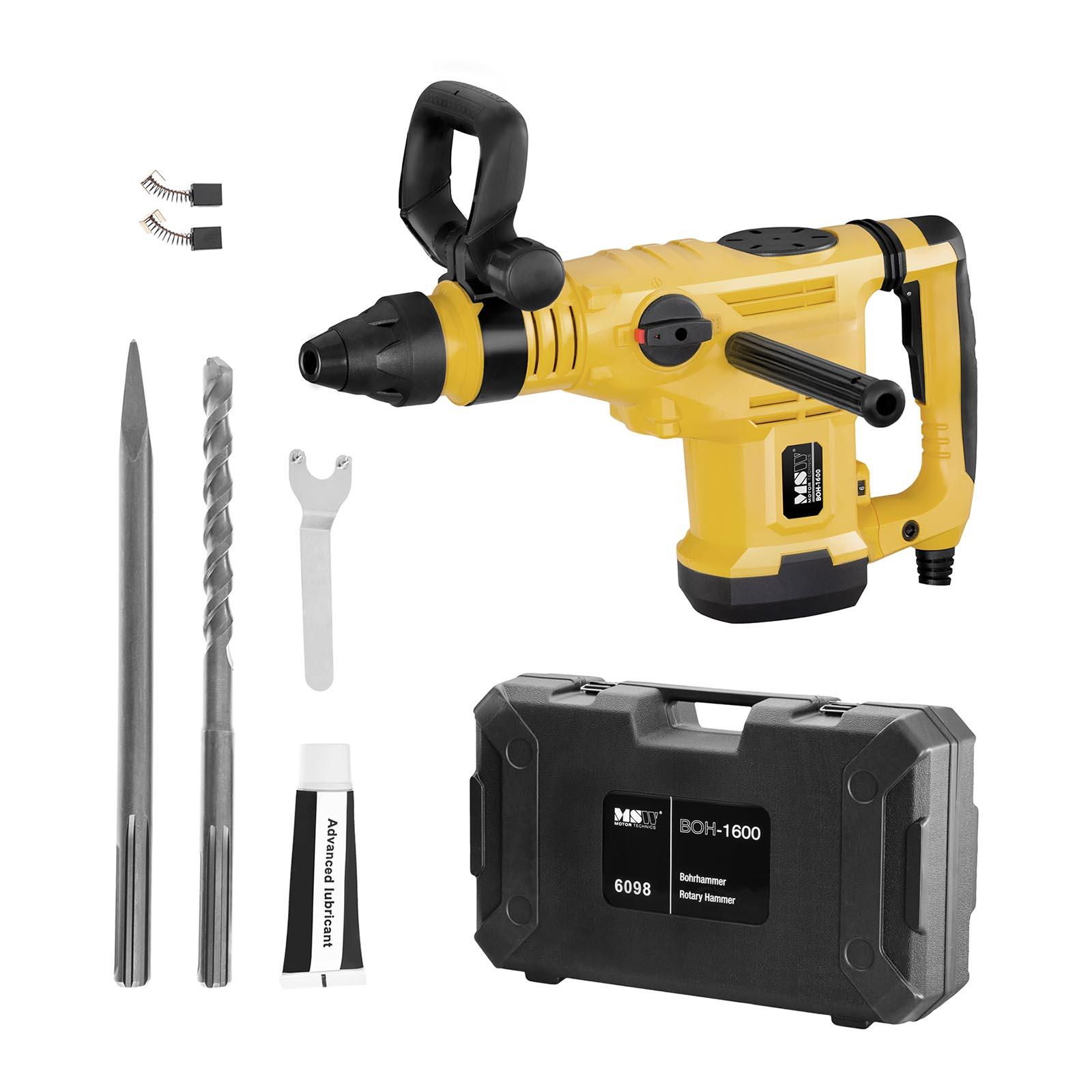MSW Bohrhammer - 1600 W - 330 U/min 10060098