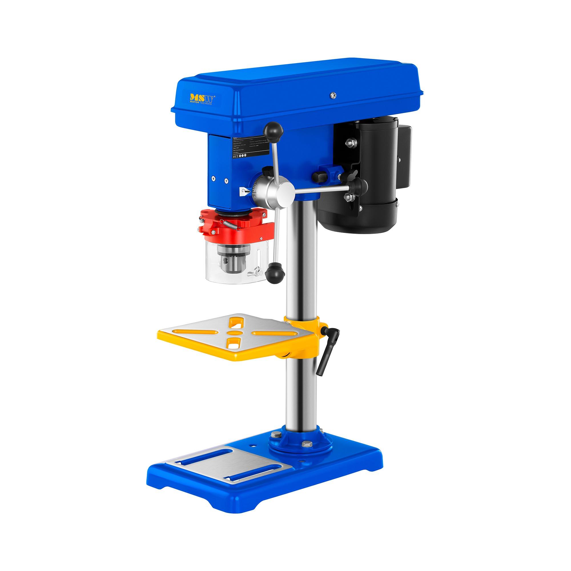 MSW Ständerbohrmaschine - 500 W - 9 Leistungsstufen 10060489