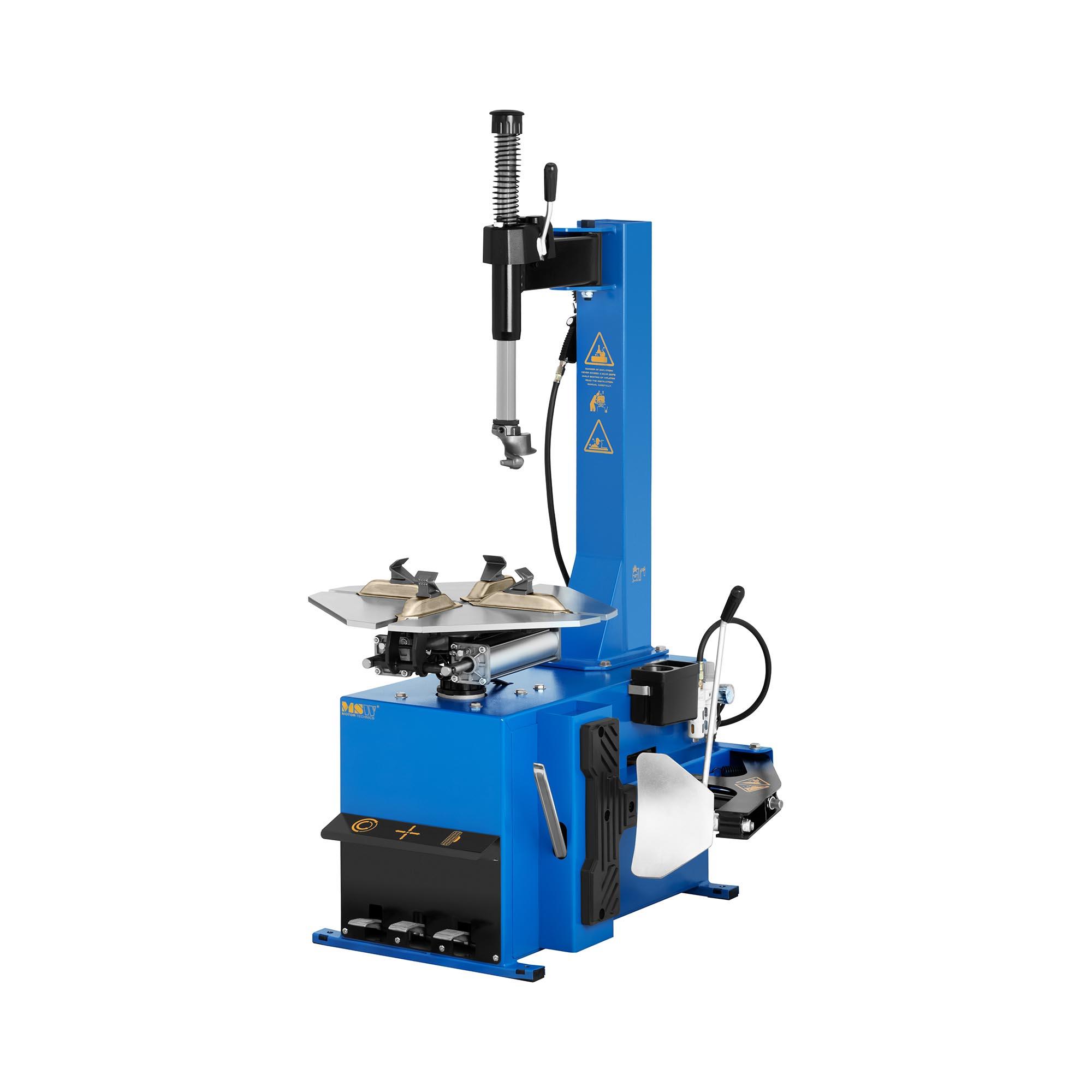 """MSW Reifenmontiermaschine - 750 W - 11 bis 21"""" 10060775"""