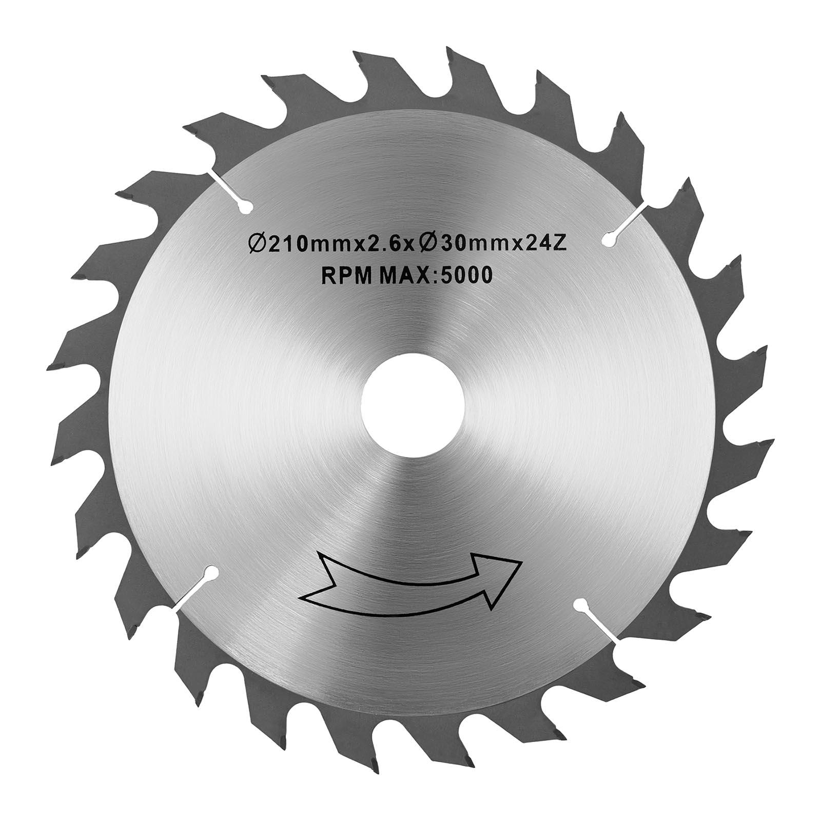 MSW Tischkreissägeblatt - Ø210 mm 10060801