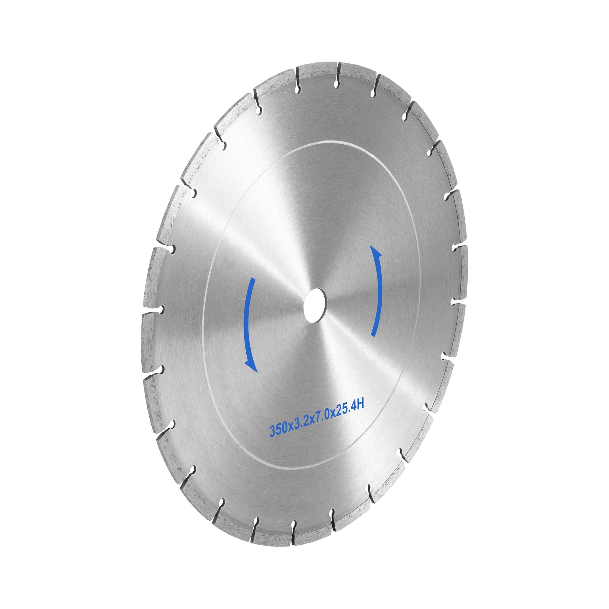 MSW Diamanttrennscheibe - 350 MSW-TB-350/25