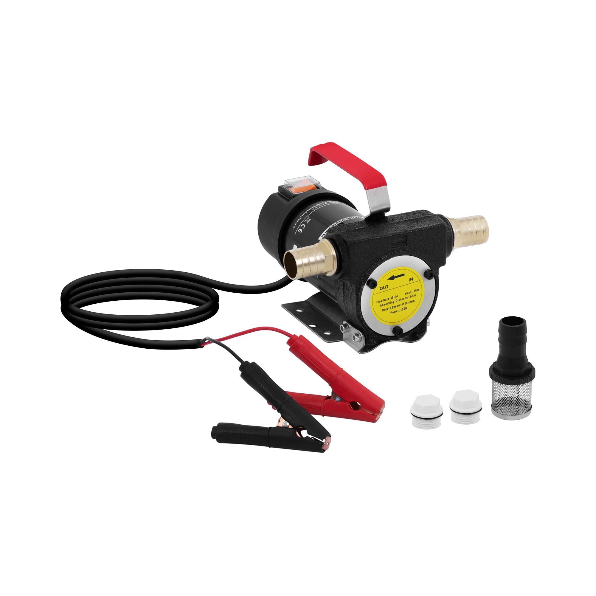 MSW Dieselpumpe - 12 V - 40 l/min 10060821