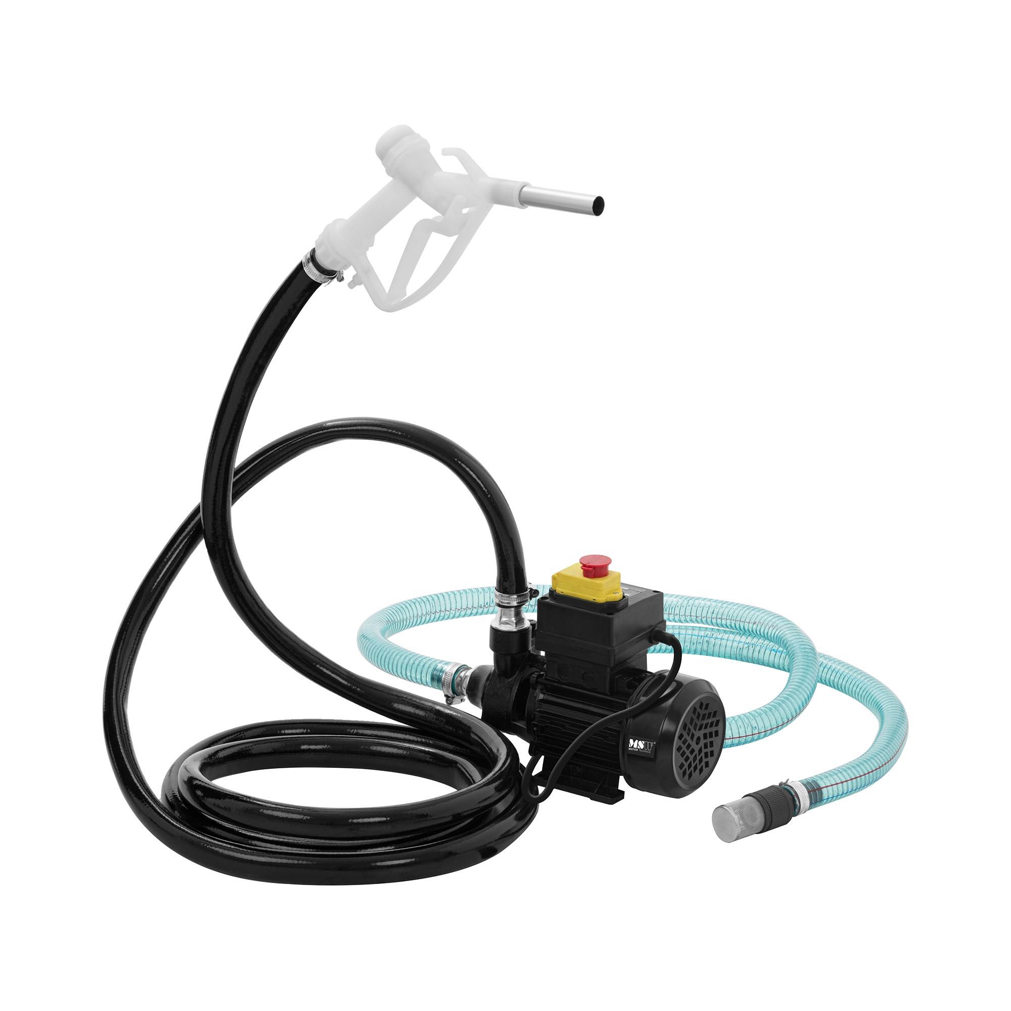 MSW Dieselpumpe - 40 l/min - 370 W 10060823