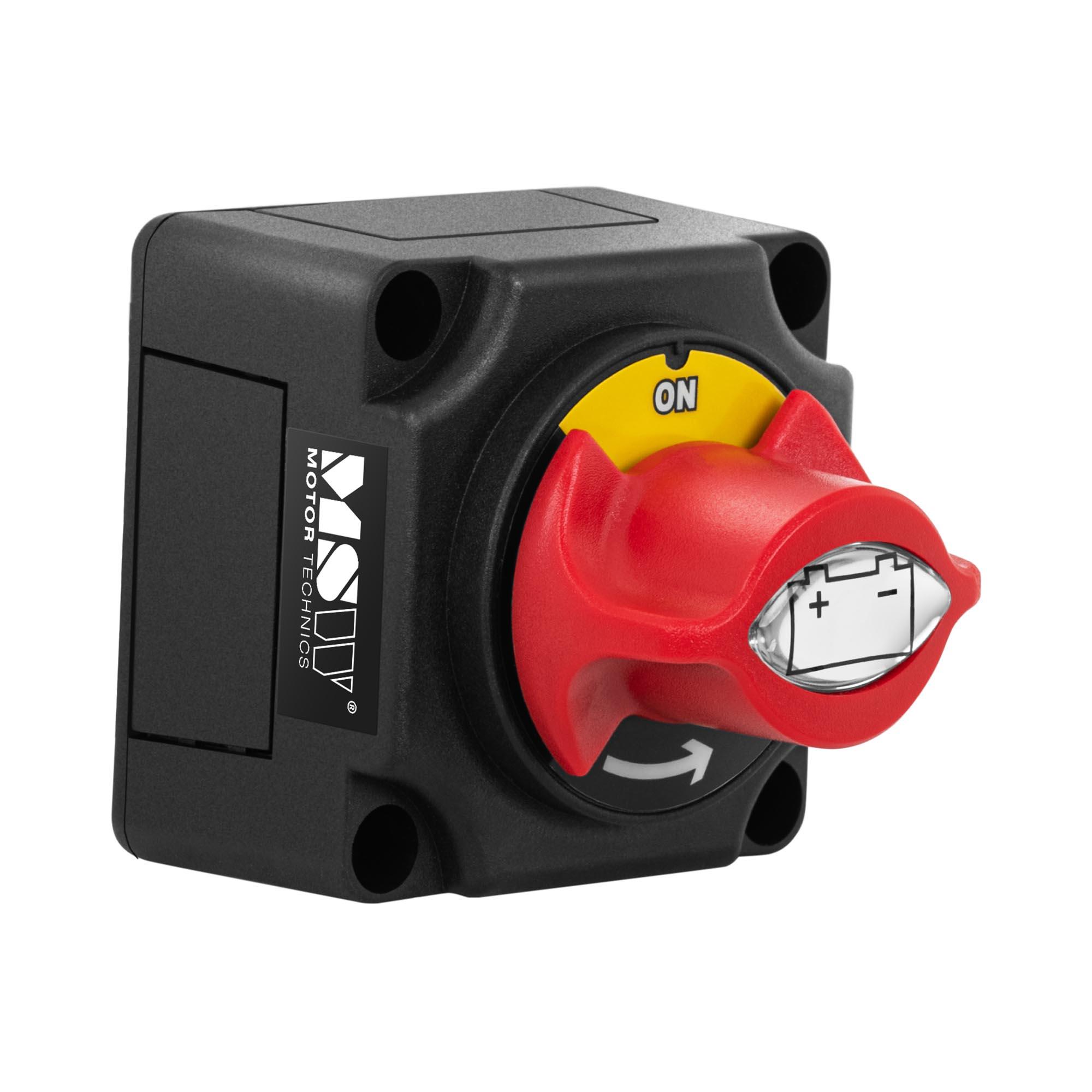 MSW Batterietrennschalter - 48 - 60 V - 275 A 10060828