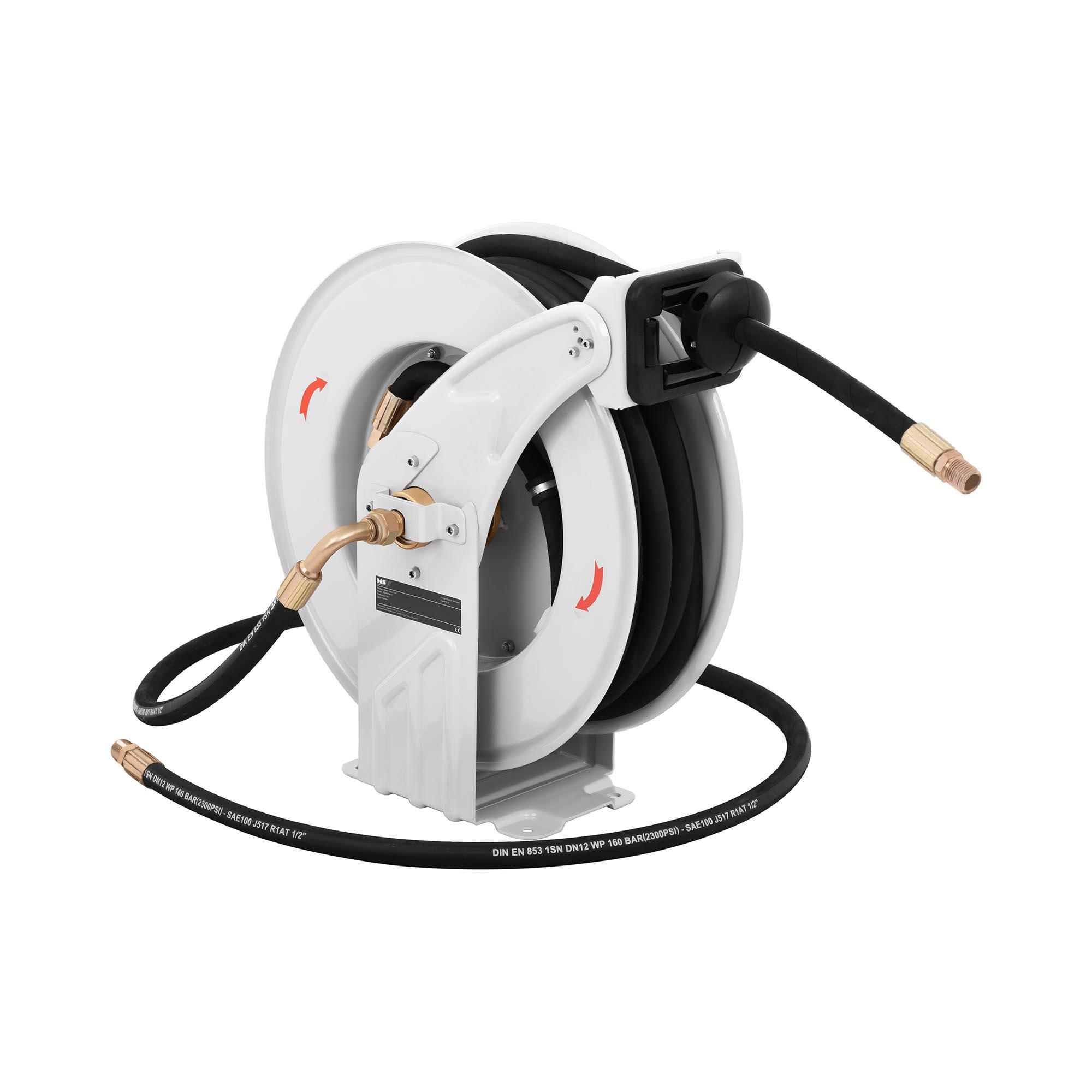 MSW Hochdruck-Schlauchtrommel - 15 m - 180 bar 10060832