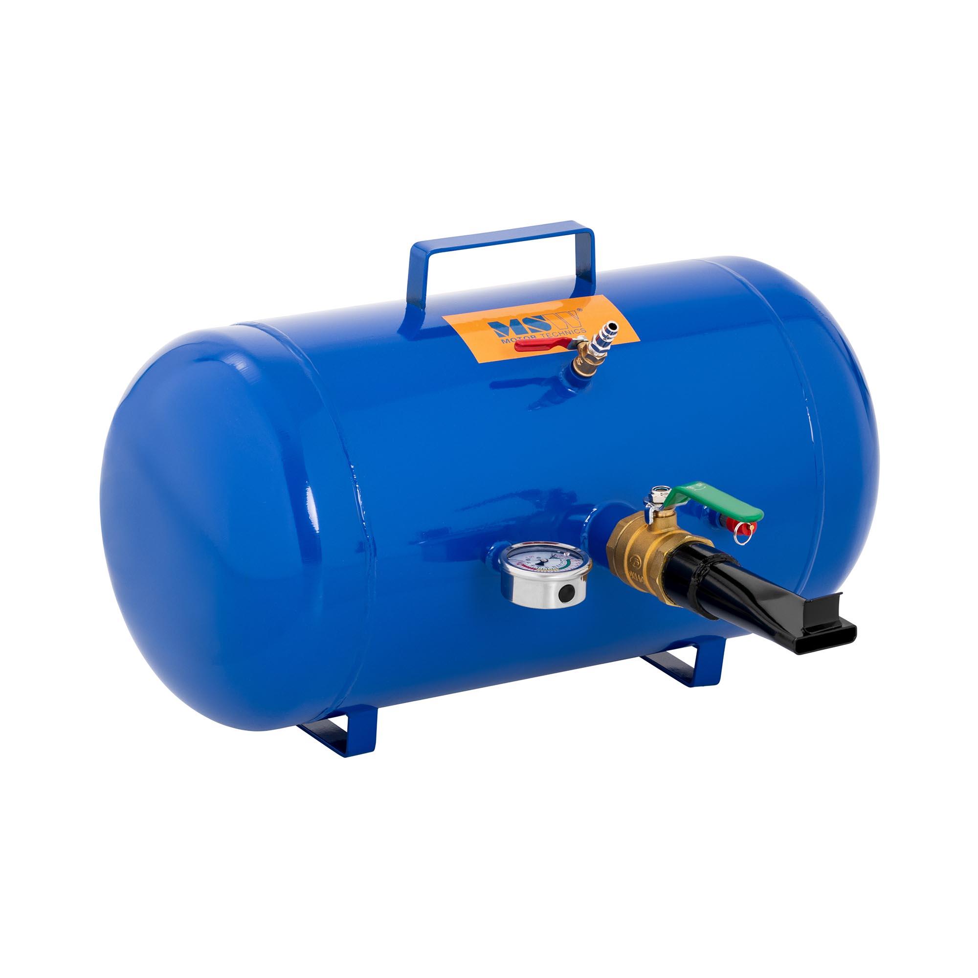 MSW Reifen Booster - 38,5 L - 6 bis 8 bar 10061158
