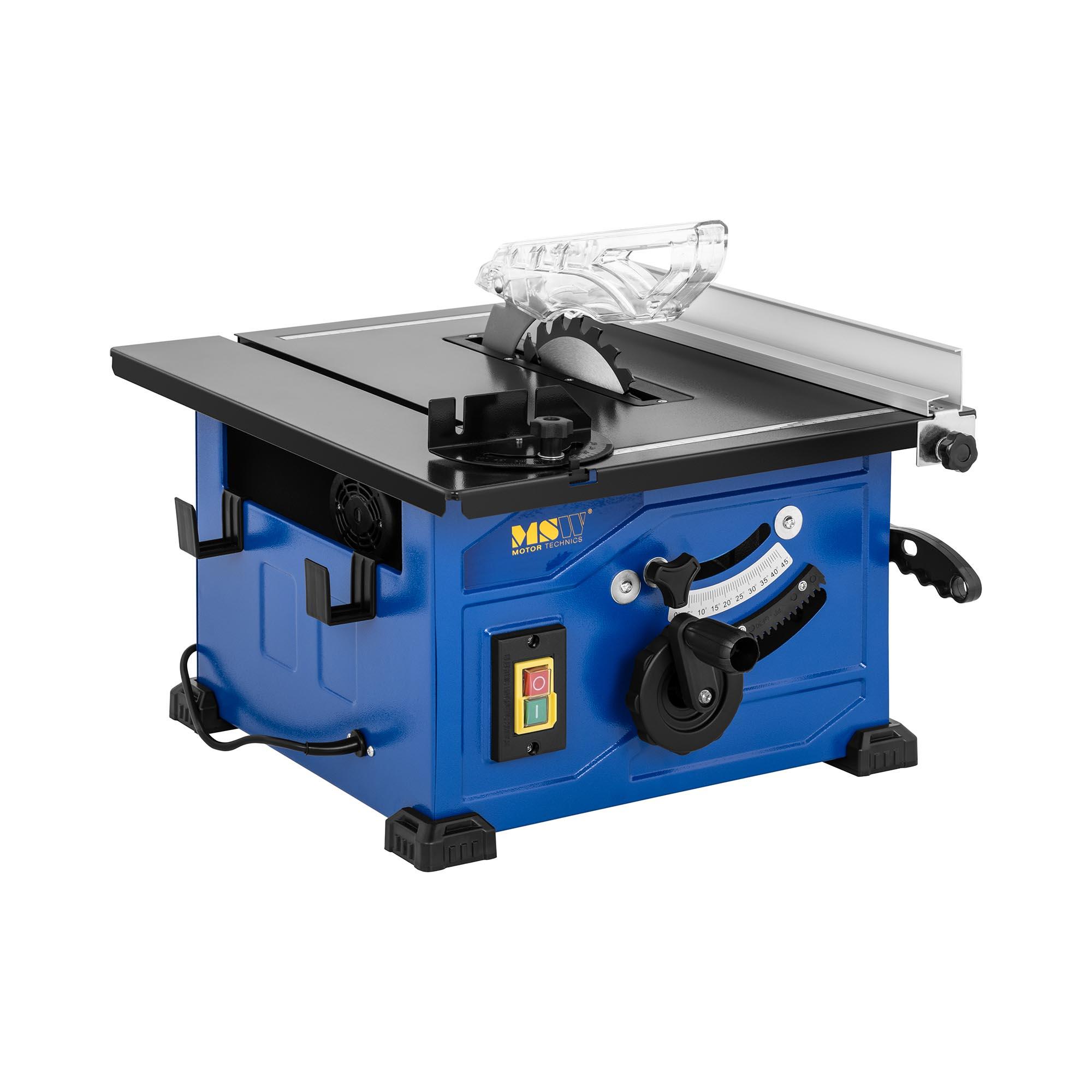 MSW Tischkreissäge - 900 W - 4.800 U/min 10061193