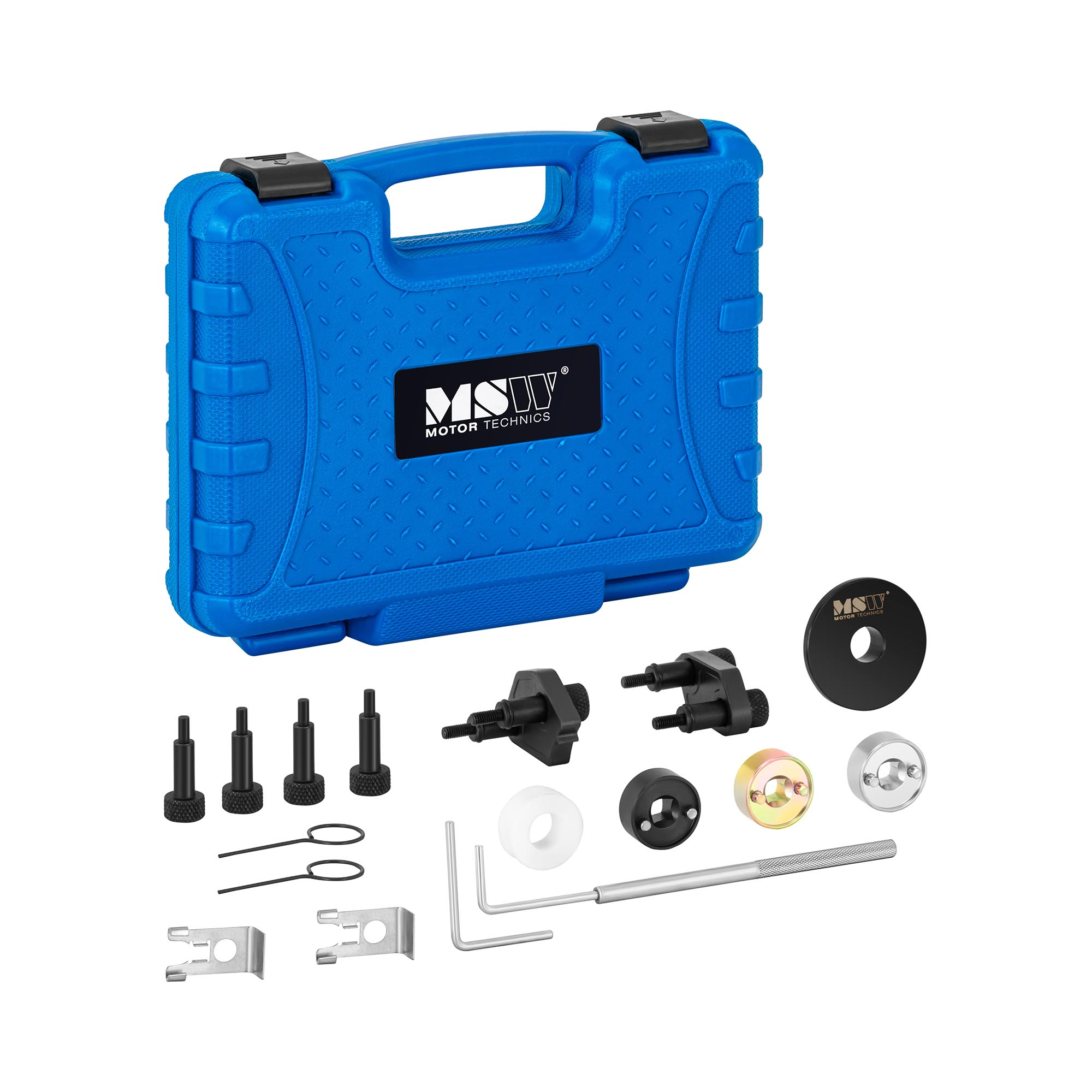 MSW Motor-Einstellwerkzeug - VW - Audi - Seat - Skoda - für VAG 1.8 TSI/TFSI, 2.0 TSI/TFSI MSW-ETT-21