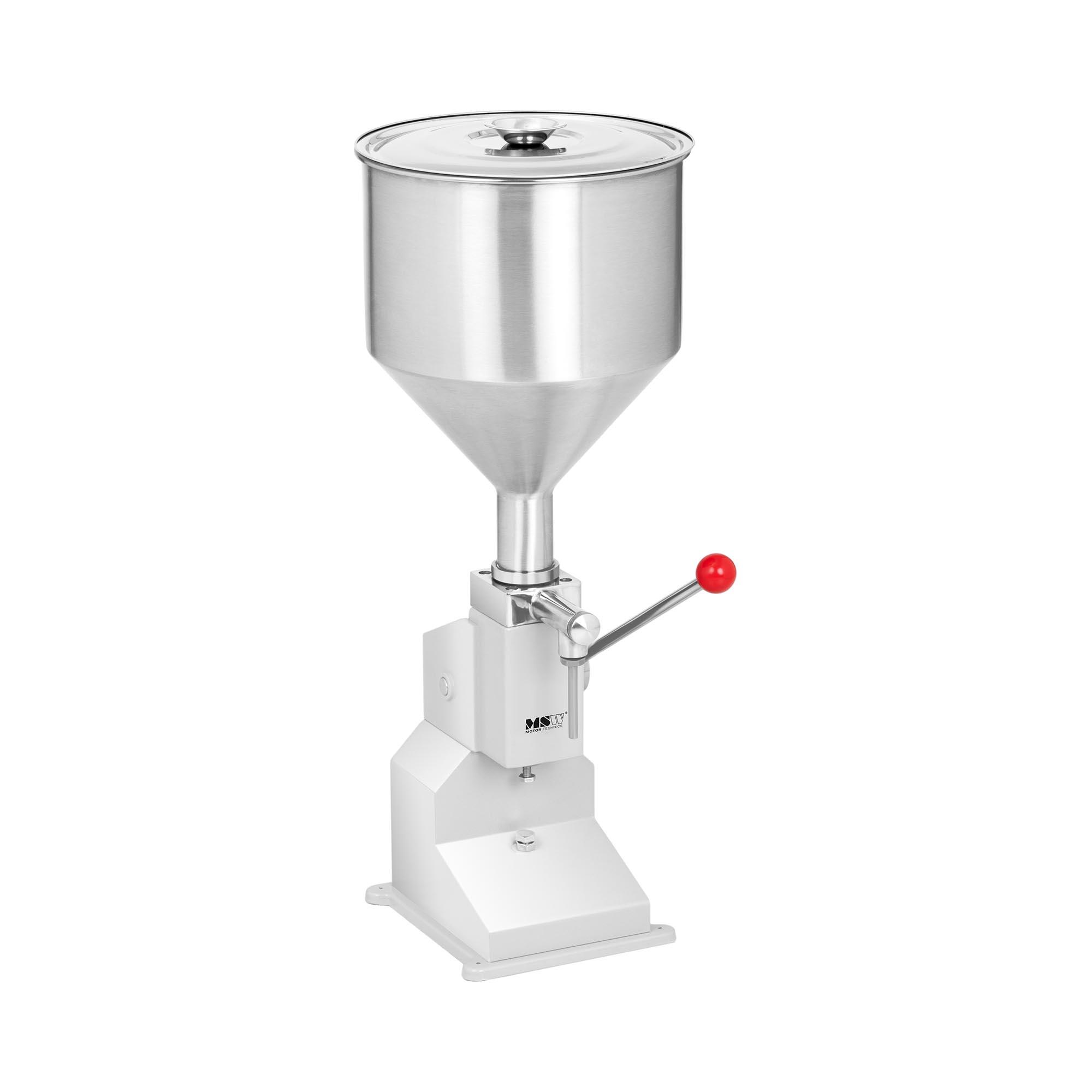 MSW Abfüllmaschine manuell - 50 ml 10061277
