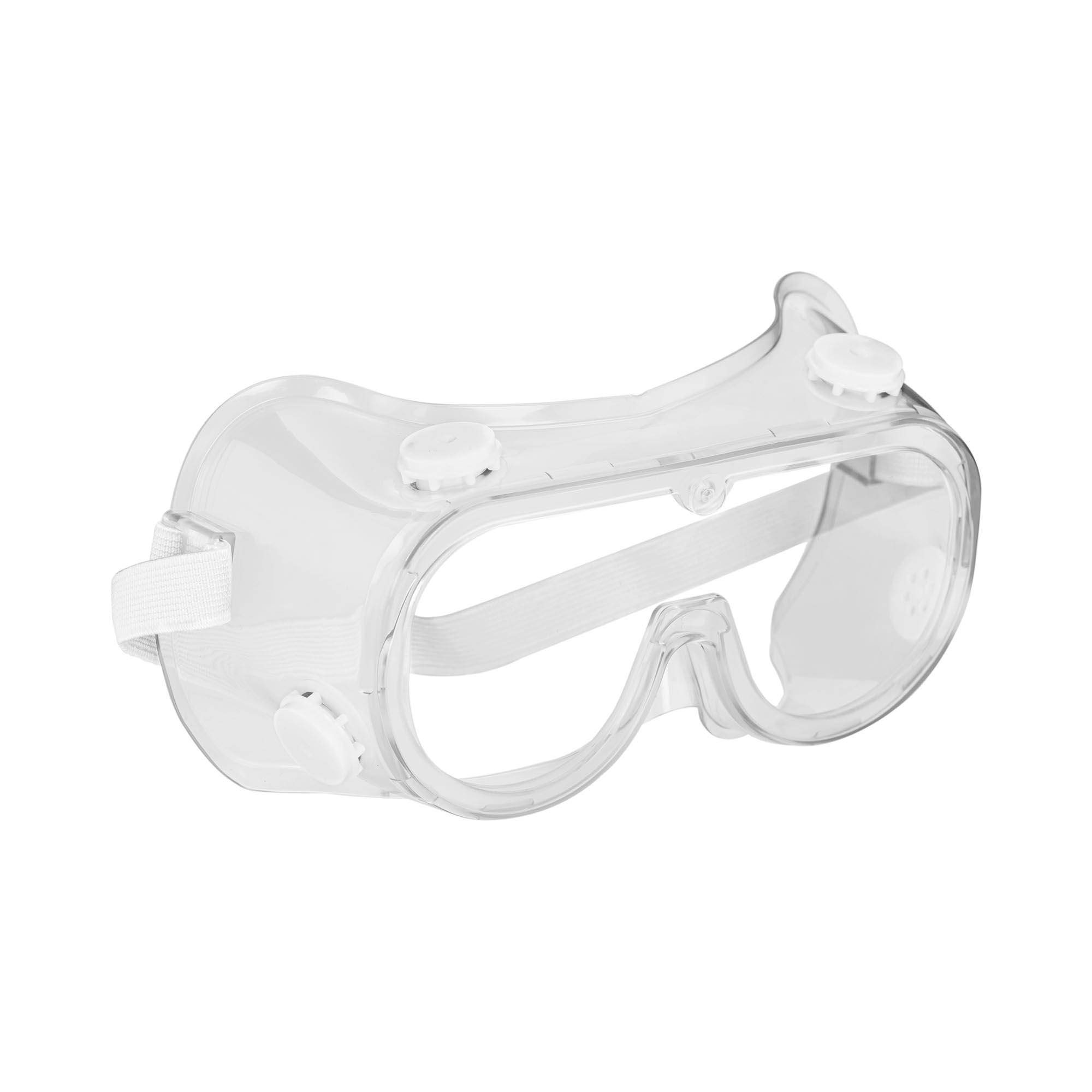 MSW Schutzbrille - 3er Set - klar - Einheitsgröße ORCL-MG-01