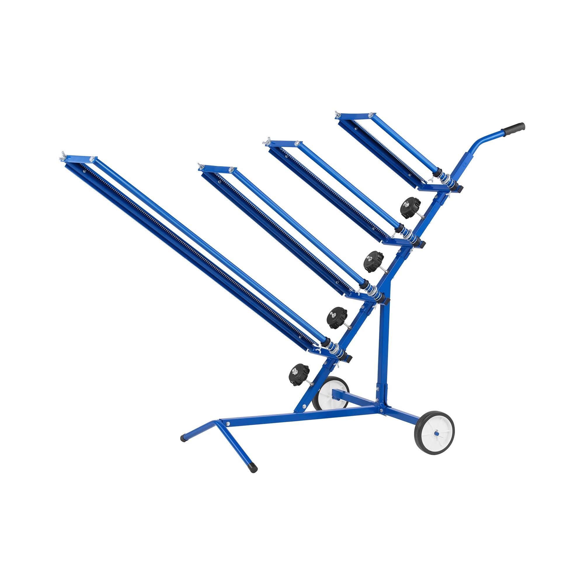 MSW Papierständer - 30 -100 cm - für 4 Rollen MSW-MT-100