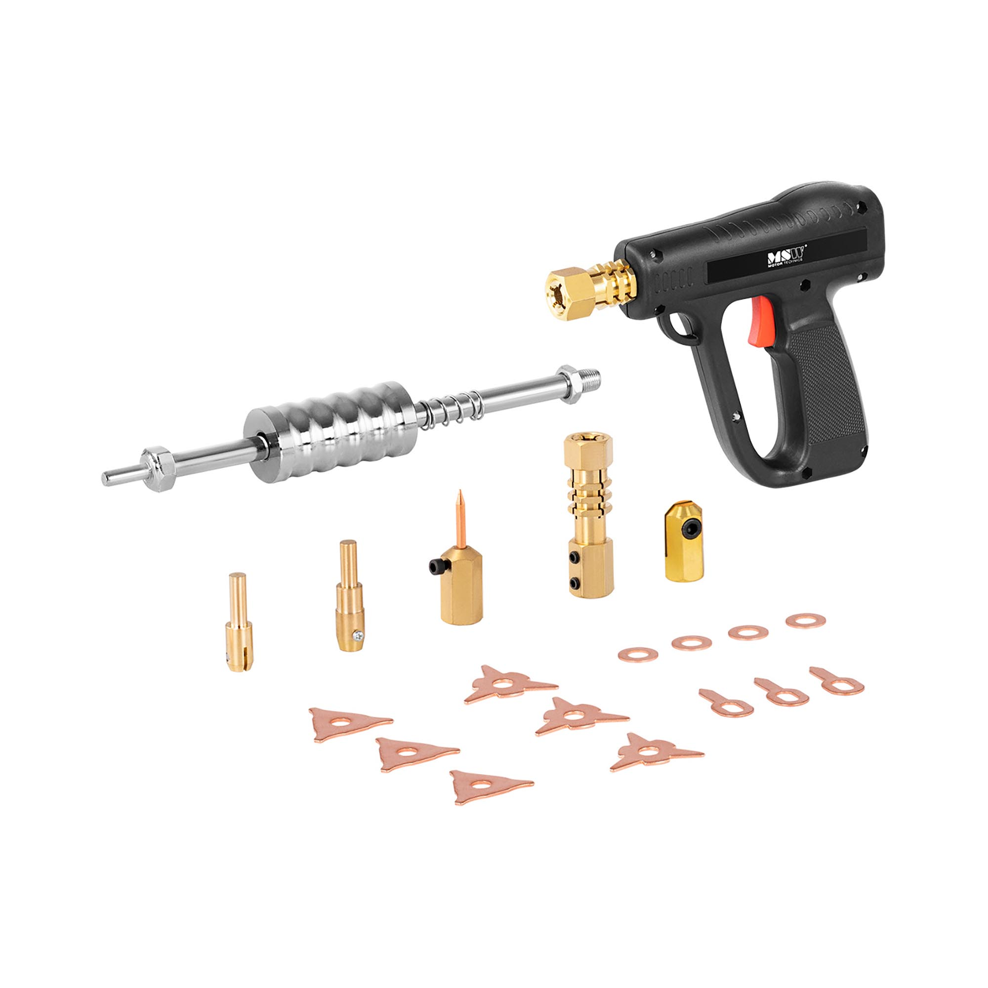MSW Punktschweißpistole - 20-teilig MSW-DA-19