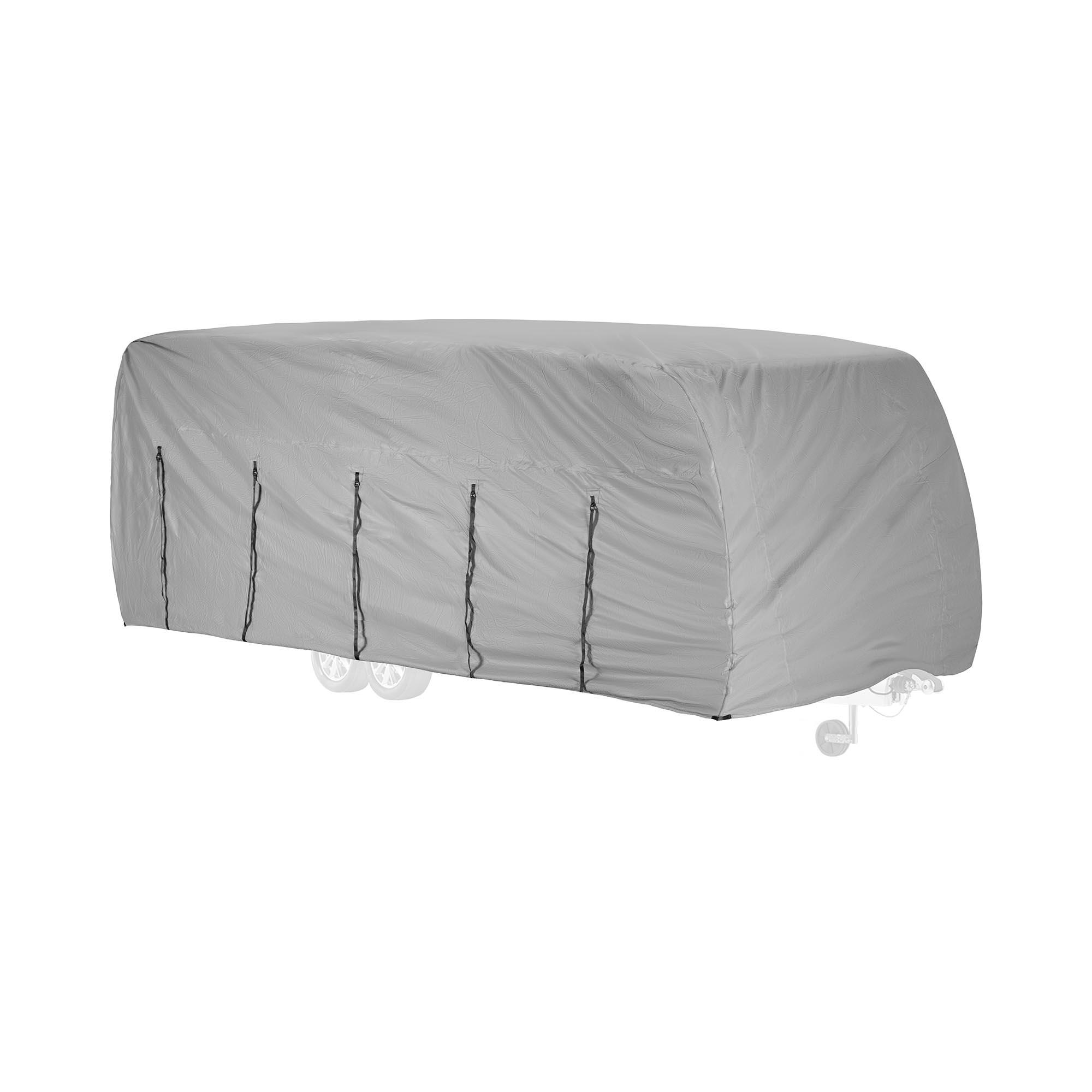 MSW Wohnmobil Schutzhülle - 700 x 220 x 250 cm MSW-CC-700-130