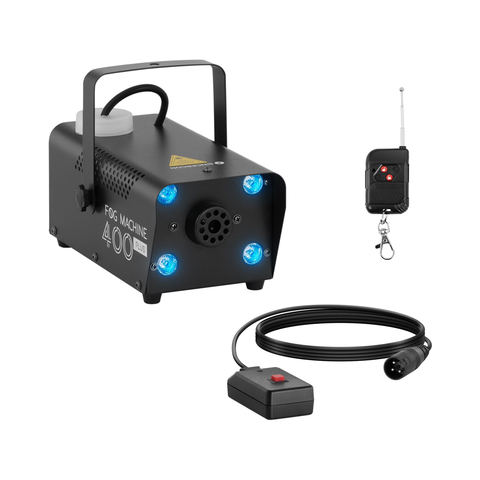 Singercon Nebelmaschine - 400 W - 28,32 m³ CON.FM-400 4L