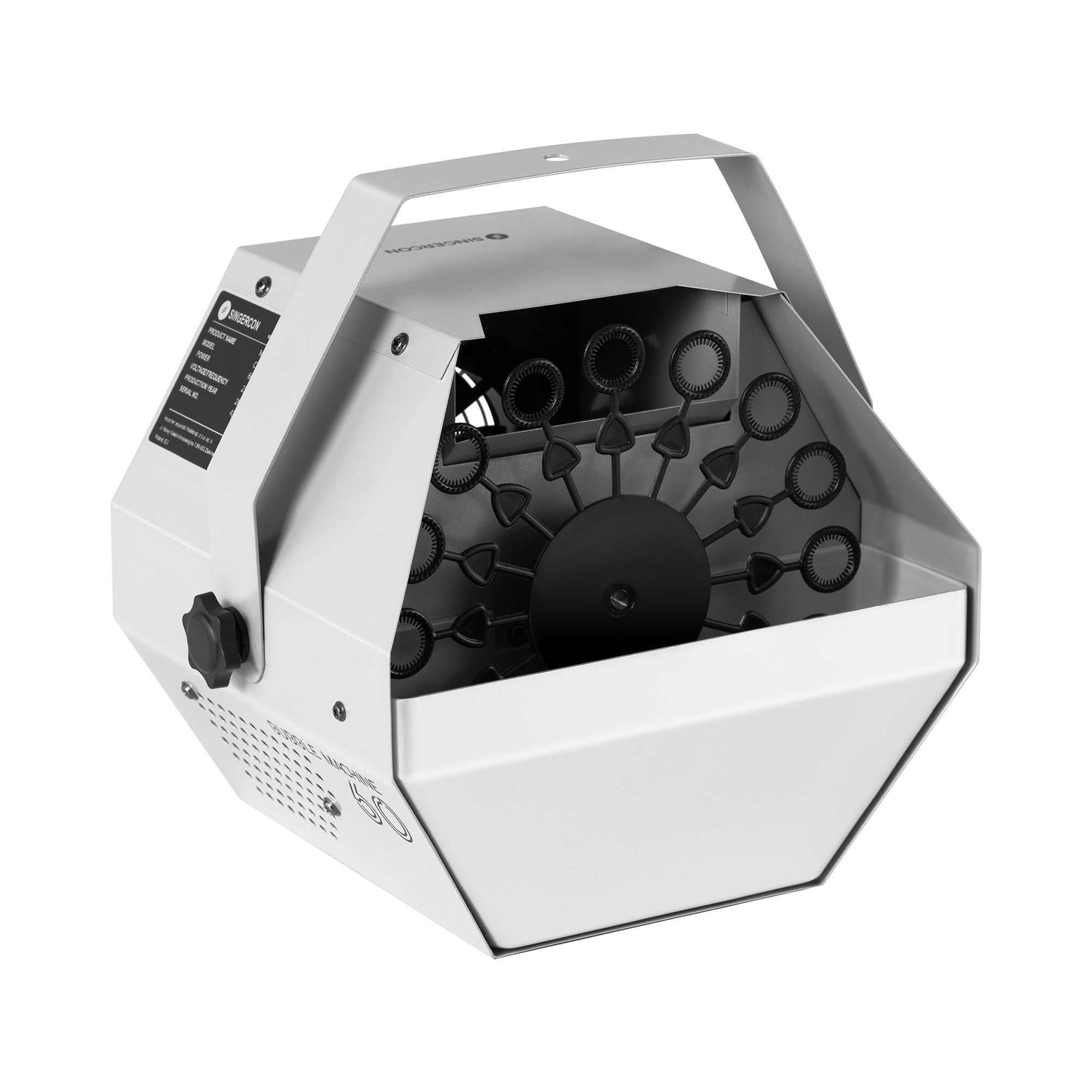 Singercon Seifenblasenmaschine - 0,5 l CON.BM-60