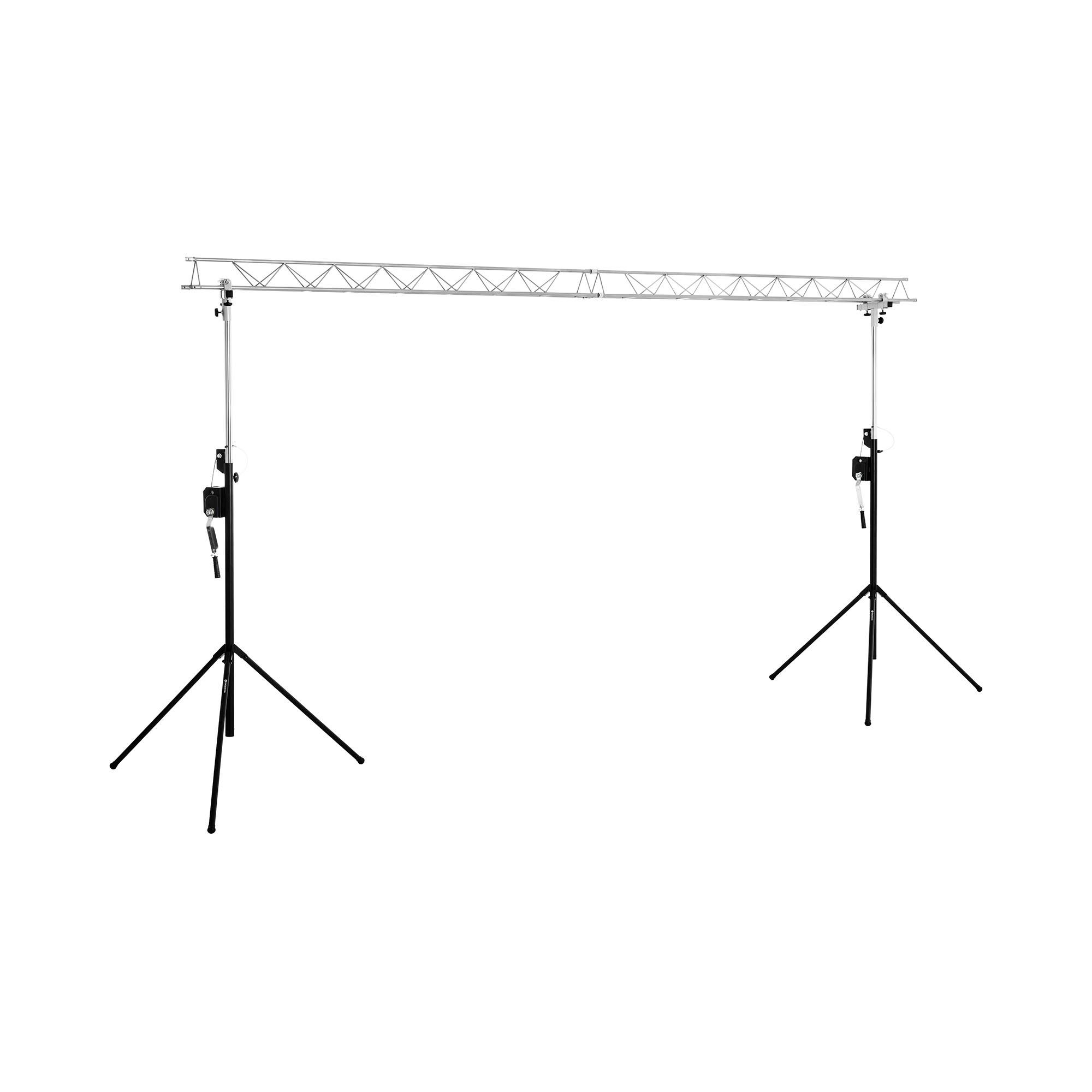Singercon Lichttraverse - bis 100 kg - Kurbelstative - 1,80 bis 3 m - Traversenbrücke CON.LS3000E1.03