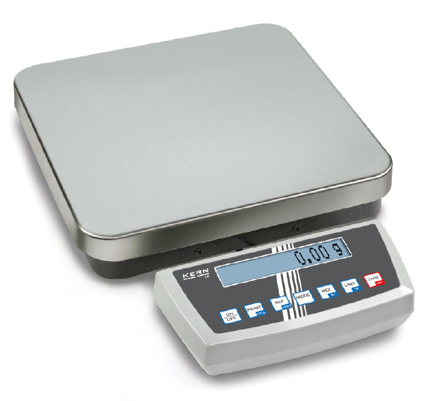 KERN Plattformwaage - 100 kg / 0,5 g KERN Plattformwaage DS 100K0.5