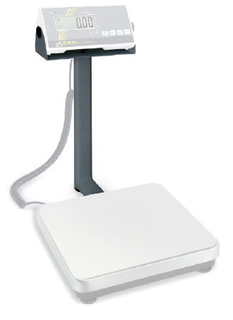 KERN Stativ zum Hochsetzen des Auswertegeräts, Stativhöhe ca. 480 mm EOB-A01N