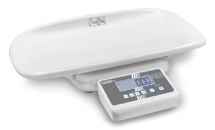 KERN Babywaage Max 6 kg | 15 kg / 2 g | 5 g MBC 15K2DM