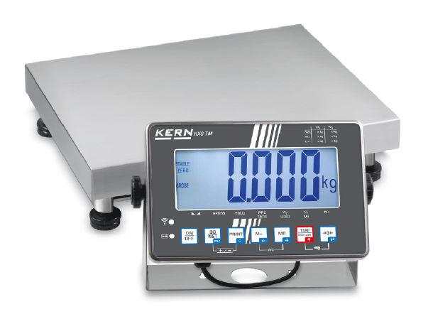 KERN Industriewaage Max 60 kg / 20 g   150 kg / 50 g 10140346