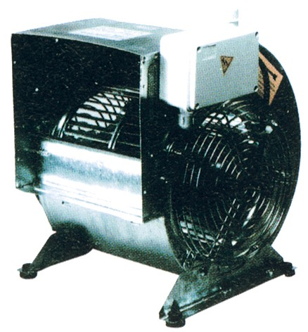 GGG Radial Ventilatoren - 323x314x325 mm 10172397