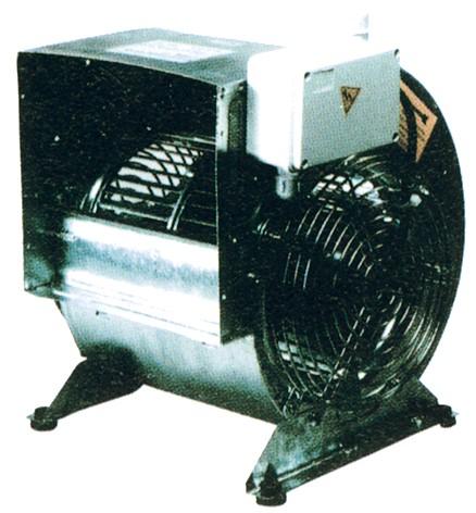 GGG Radial Ventilatoren - 298x378x387 mm 10172398