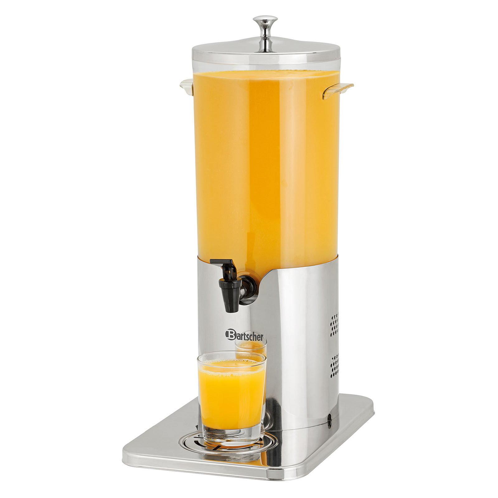 Bartscher Getränke-Dispenser DTE5 - thermoelektrisch 150983