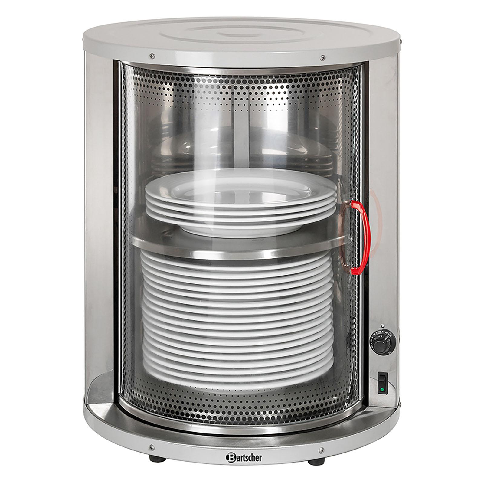 Bartscher Tellerwärmer - für 30-40 Teller, CNS 103069