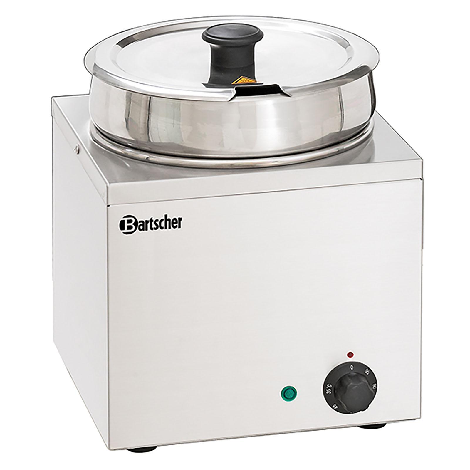 Bartscher Bain Marie Hotpot - 1 x Topf - 6,5 Liter 10190212