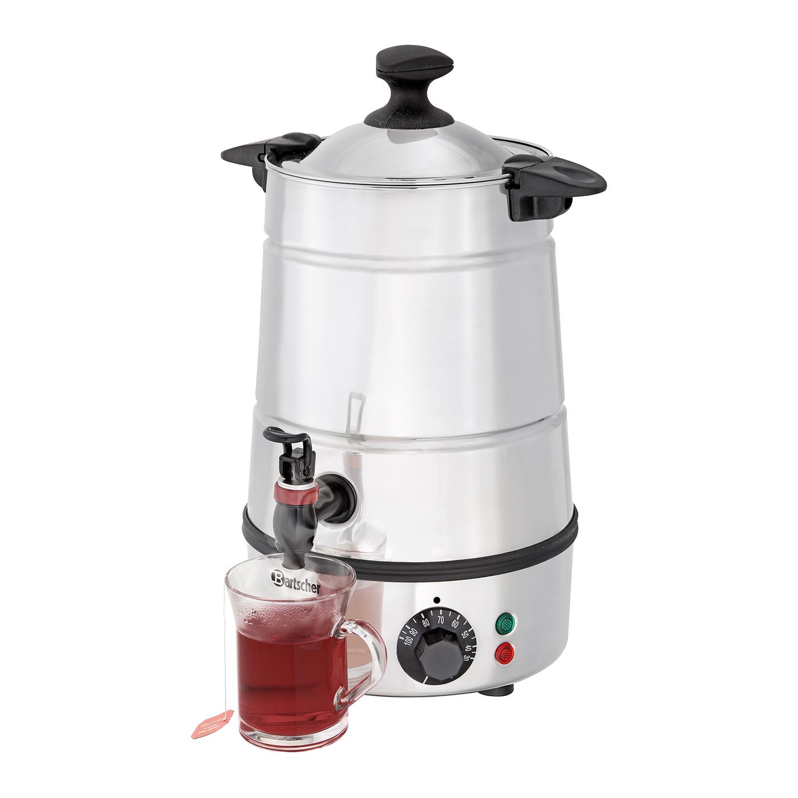Bartscher Heisswasser-Spender - 5 Liter 10190576