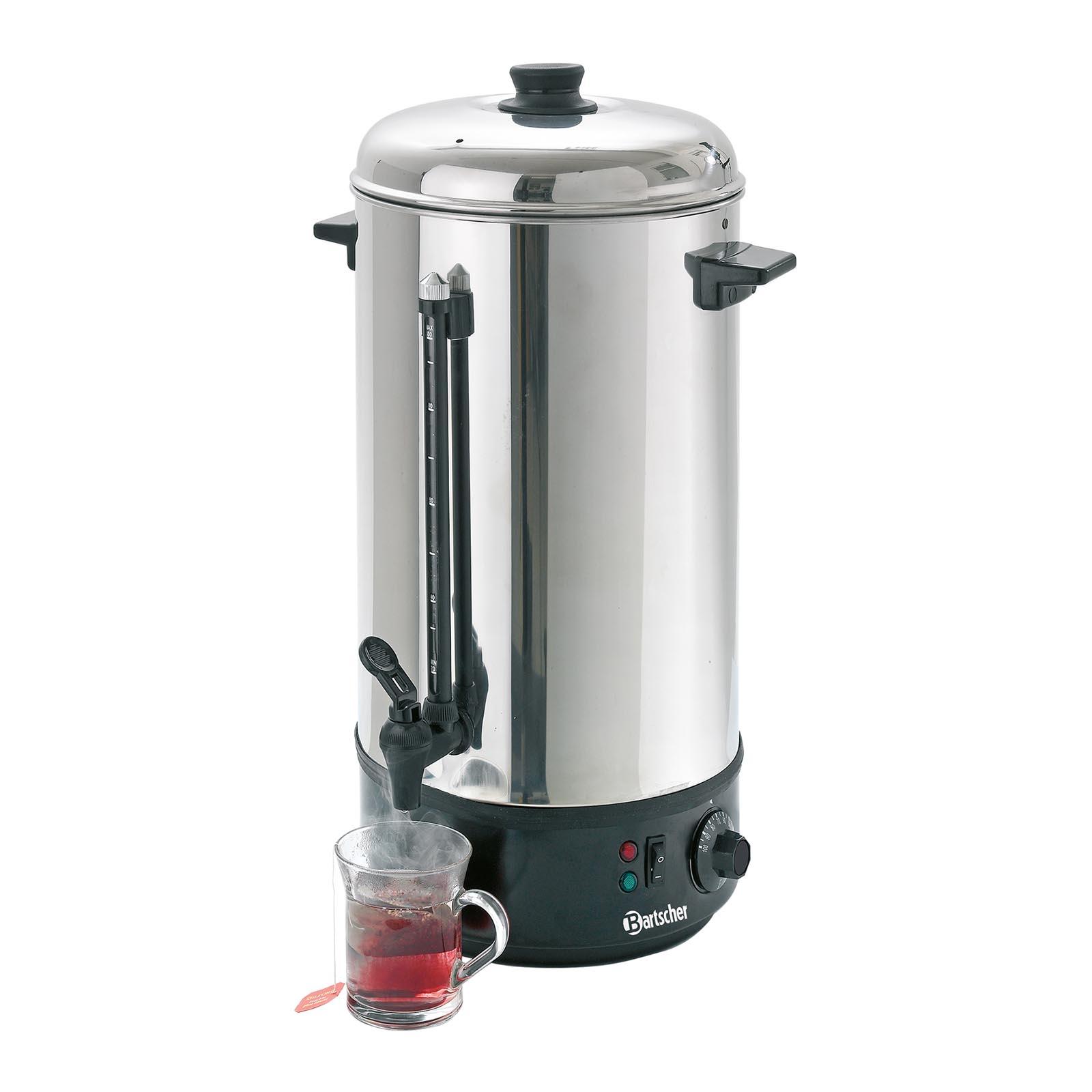Bartscher Heisswasser-Spender - 10 Liter 10190578