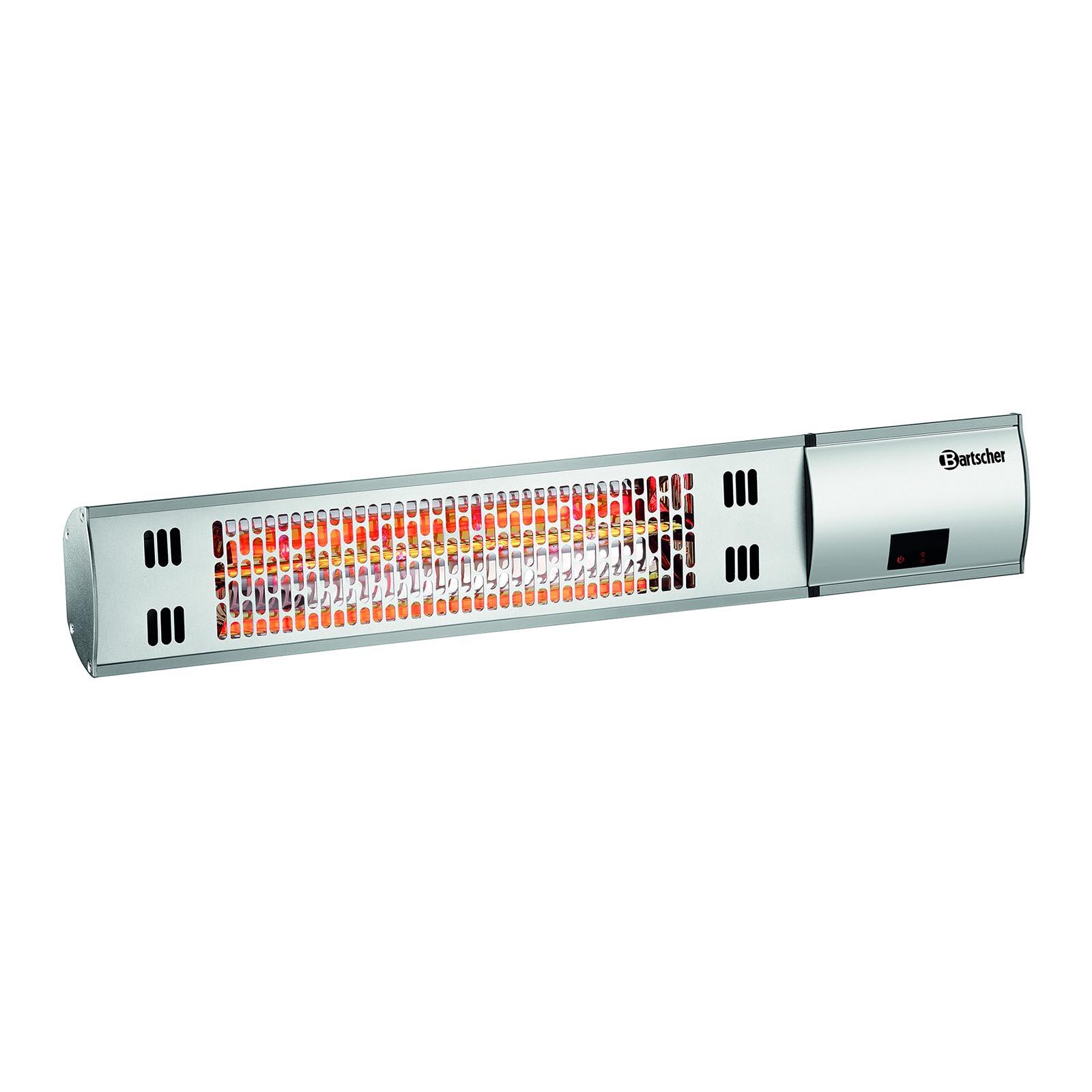 Bartscher elektrischer Infrarot-Heizstrahler - W2000 10190612