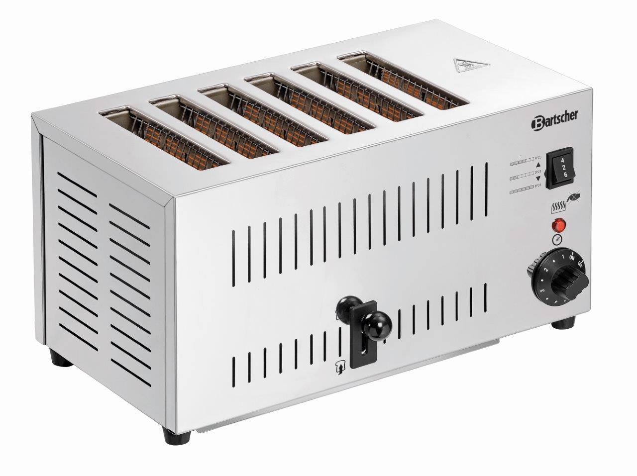 Bartscher Toaster TS60 100197