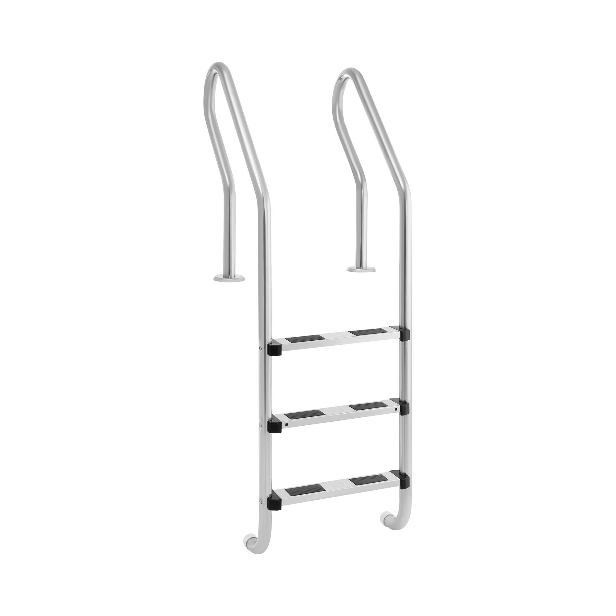 Uniprodo Poolleiter - 3 Stufen UNI_POOL_LADDER_1600