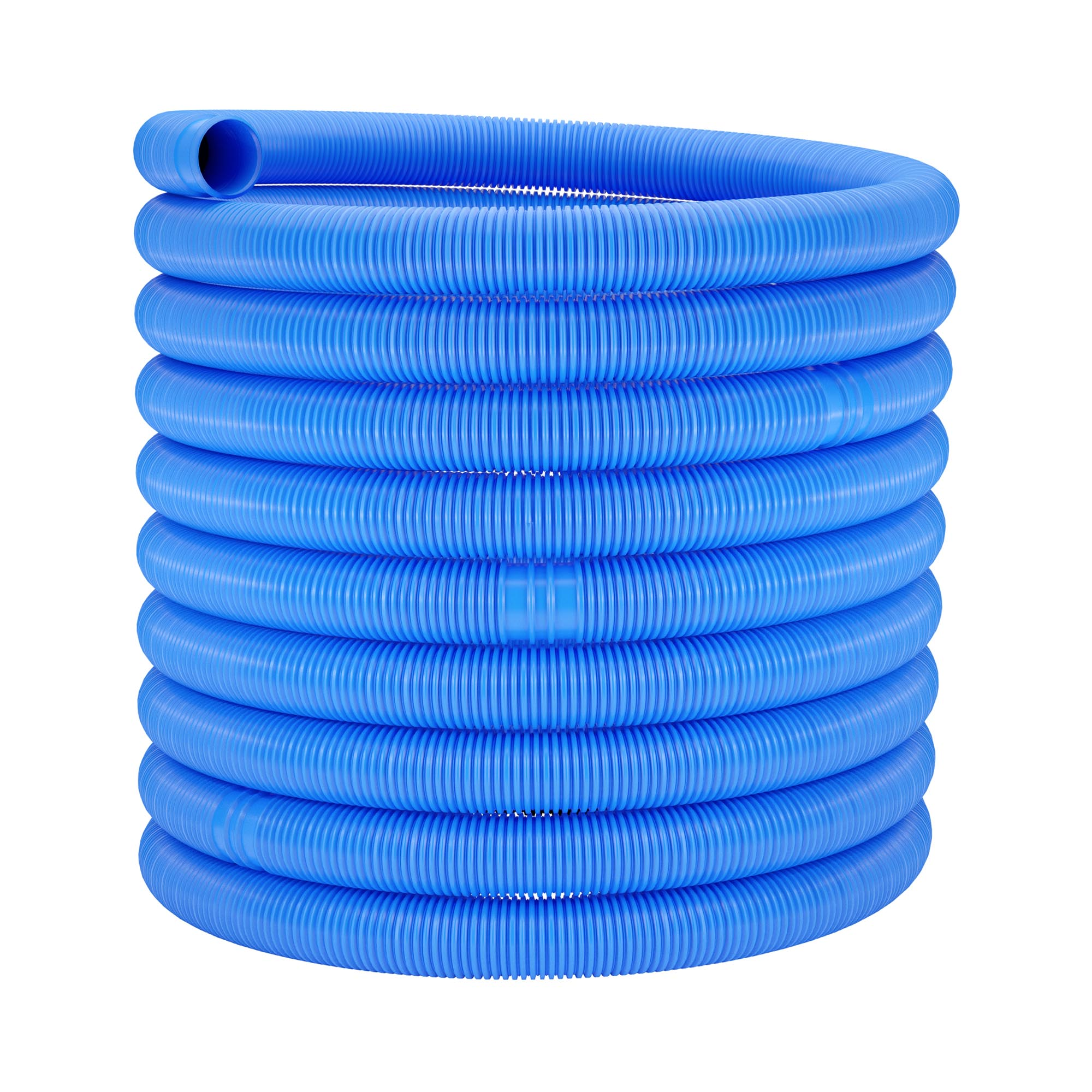 Uniprodo Poolschlauch - Ø 32 mm - 15 m UNI_POOL_HOSE_32/15