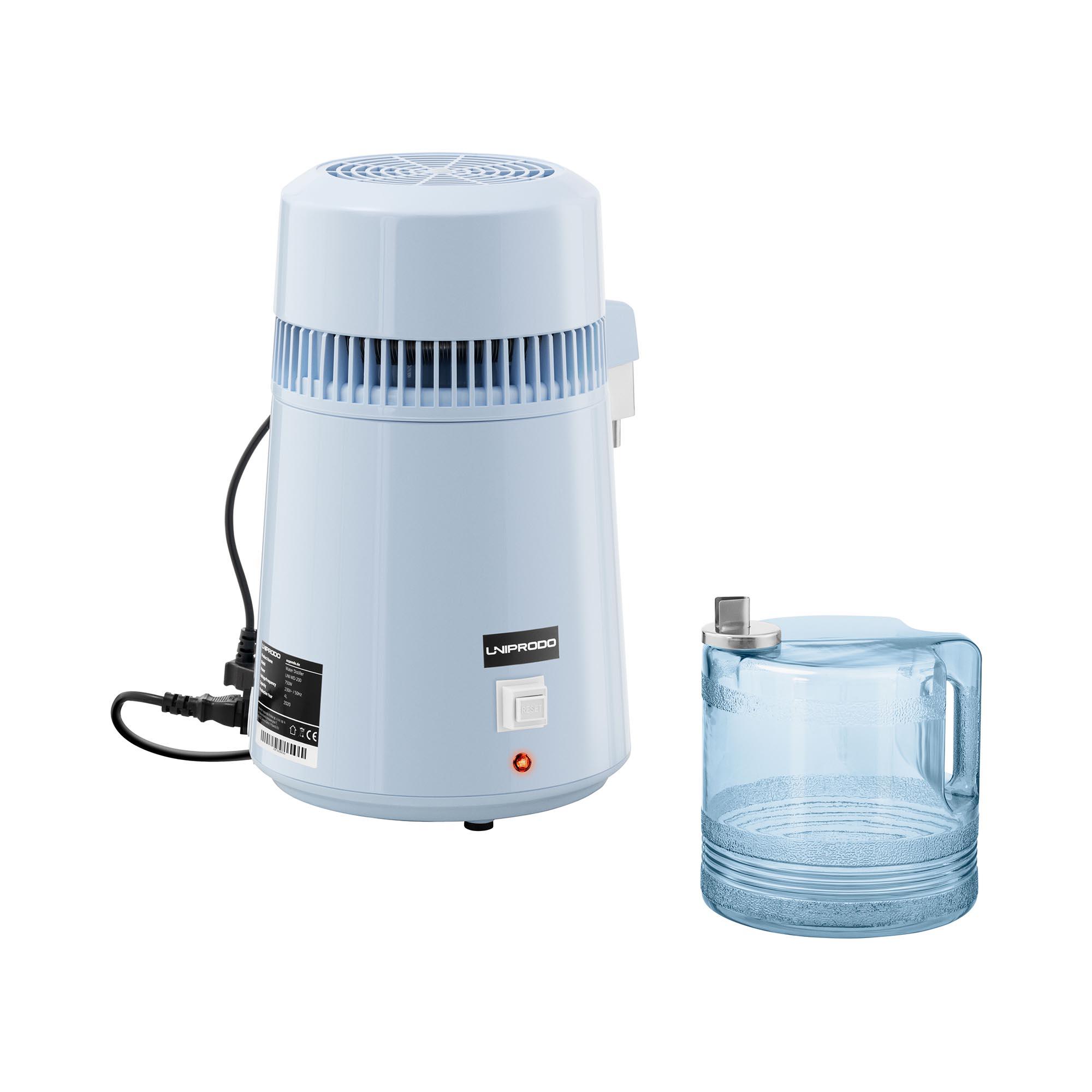 Uniprodo Destilliergerät - Wasser - 4 L 10250466