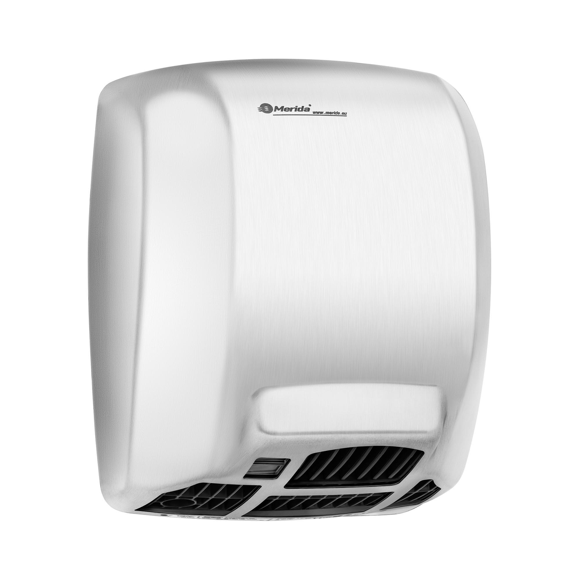 Merida Händetrockner - elektrisch - 250 W - matt 10290004