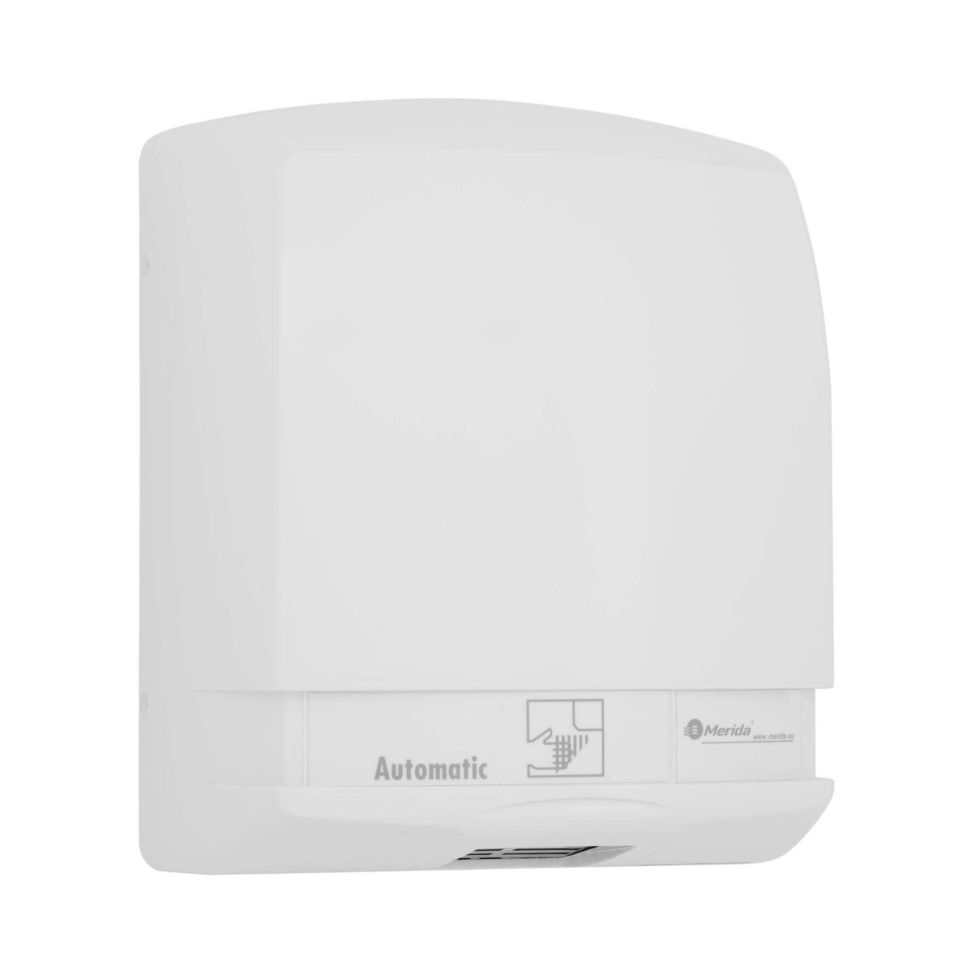 Merida Händetrockner - elektrisch - 140 W - weiß 10290007