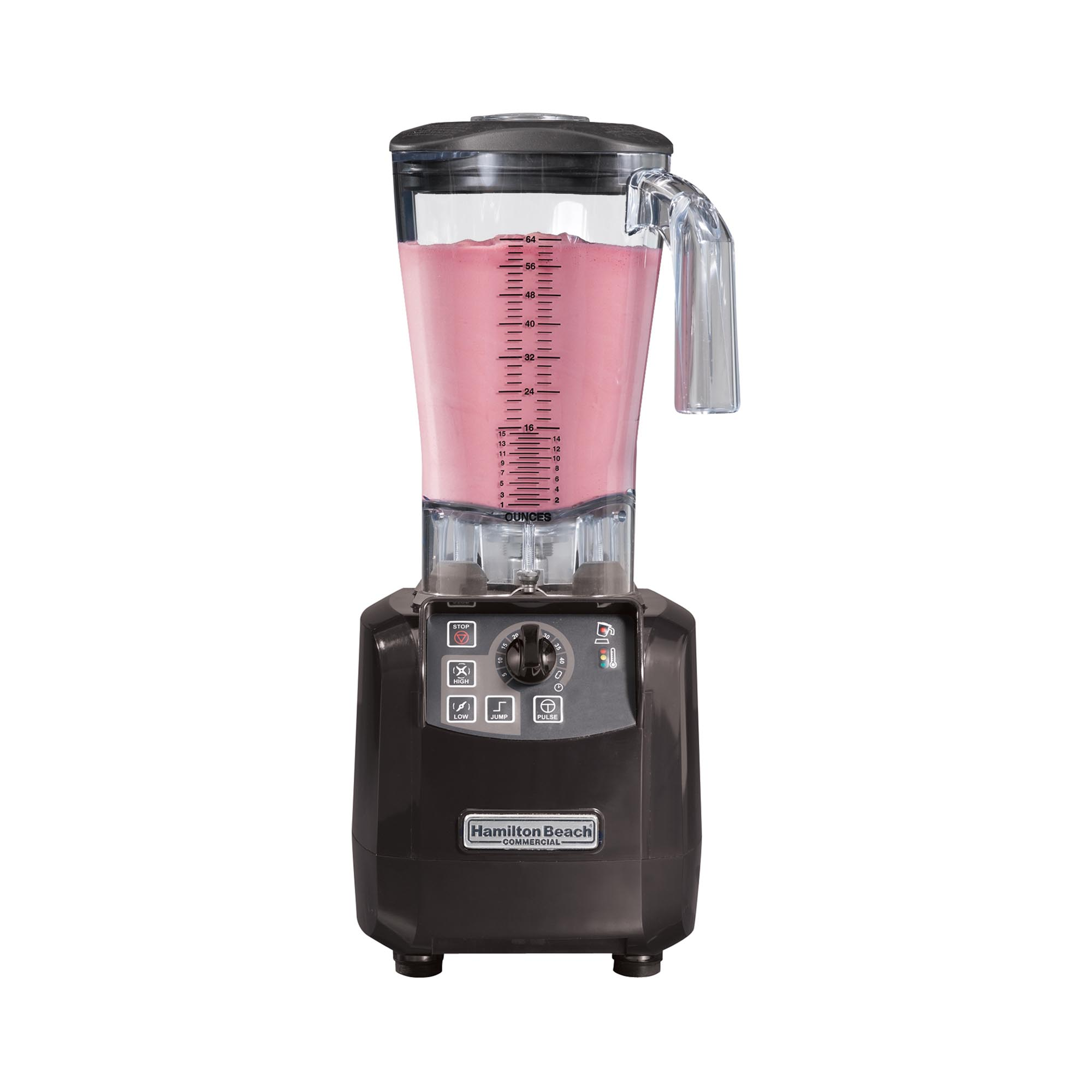 Hamilton Beach® Standmixer - 880 W - 1,8 L - Timer - Puls-Funktion HBH650-CE